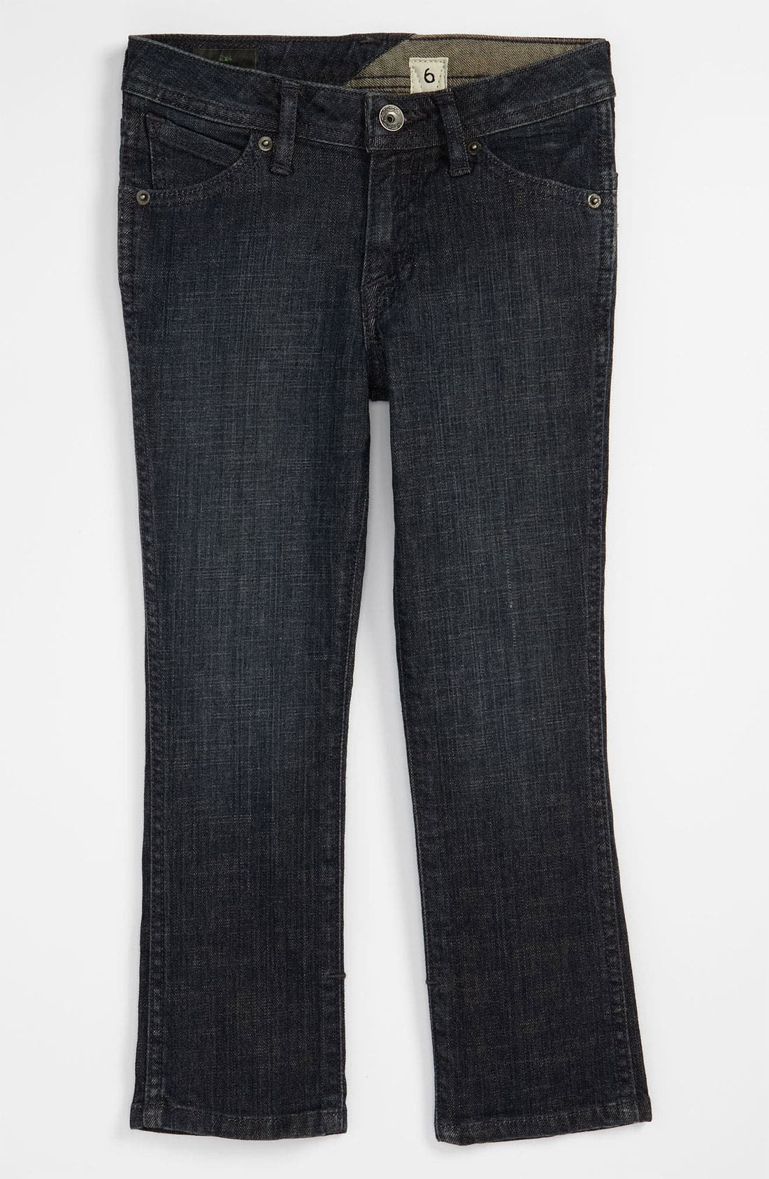 Alternate Image 2  - Volcom '2 x 4' Skinny Jeans (Little Boys)