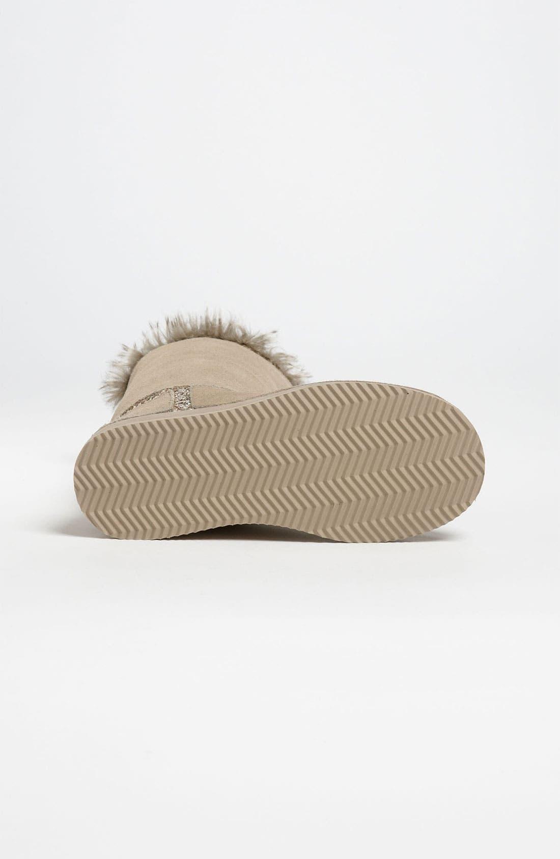 Alternate Image 4  - Juicy Couture 'Miara' Boot (Toddler, Little Kid & Big Kid)