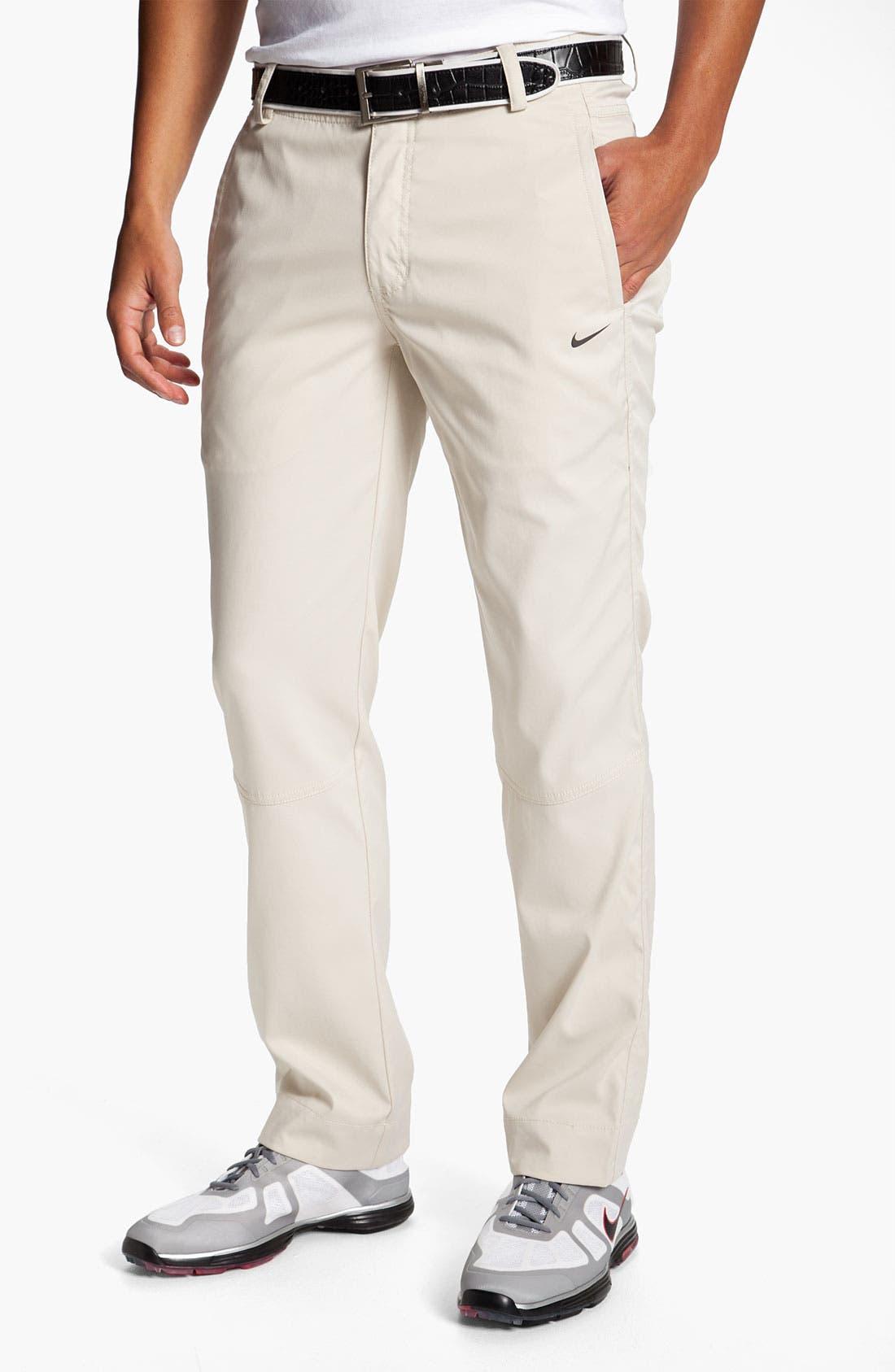 Main Image - Nike Golf 'Sport Novelty' Dri-FIT Golf Pants
