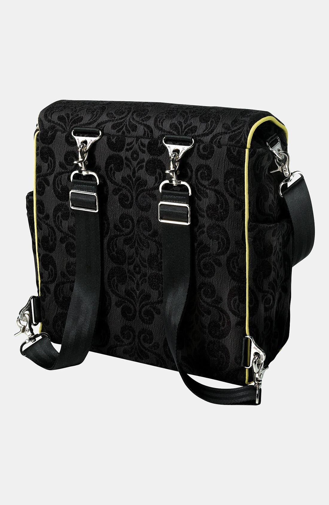 Alternate Image 2  - Petunia Pickle Bottom 'Boxy' Backpack Diaper Bag