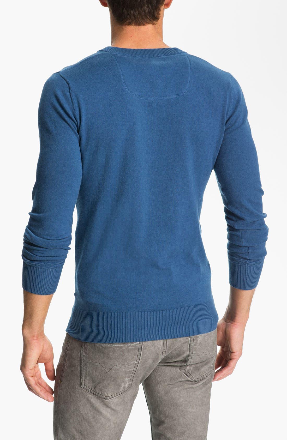 Alternate Image 2  - DIESEL® 'K-Meceneo' V-Neck Sweater