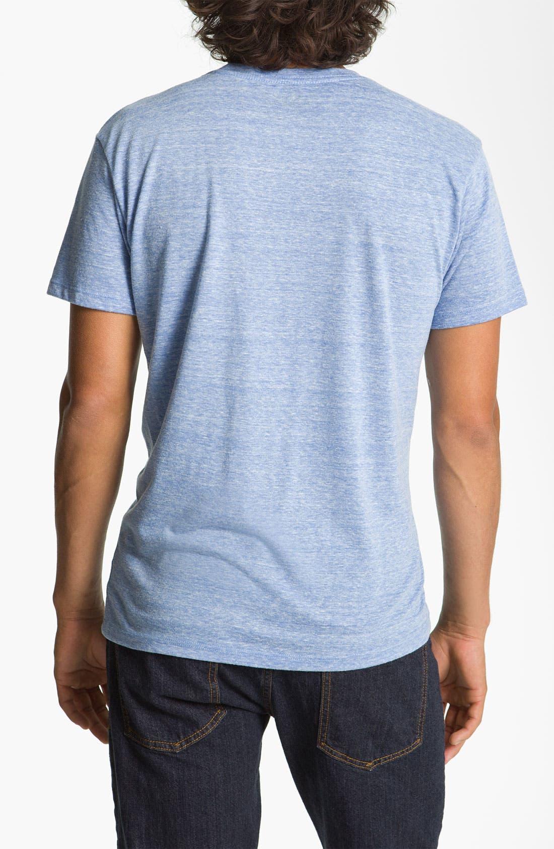 Alternate Image 2  - Altru 'Le Skateboard' Graphic T-Shirt