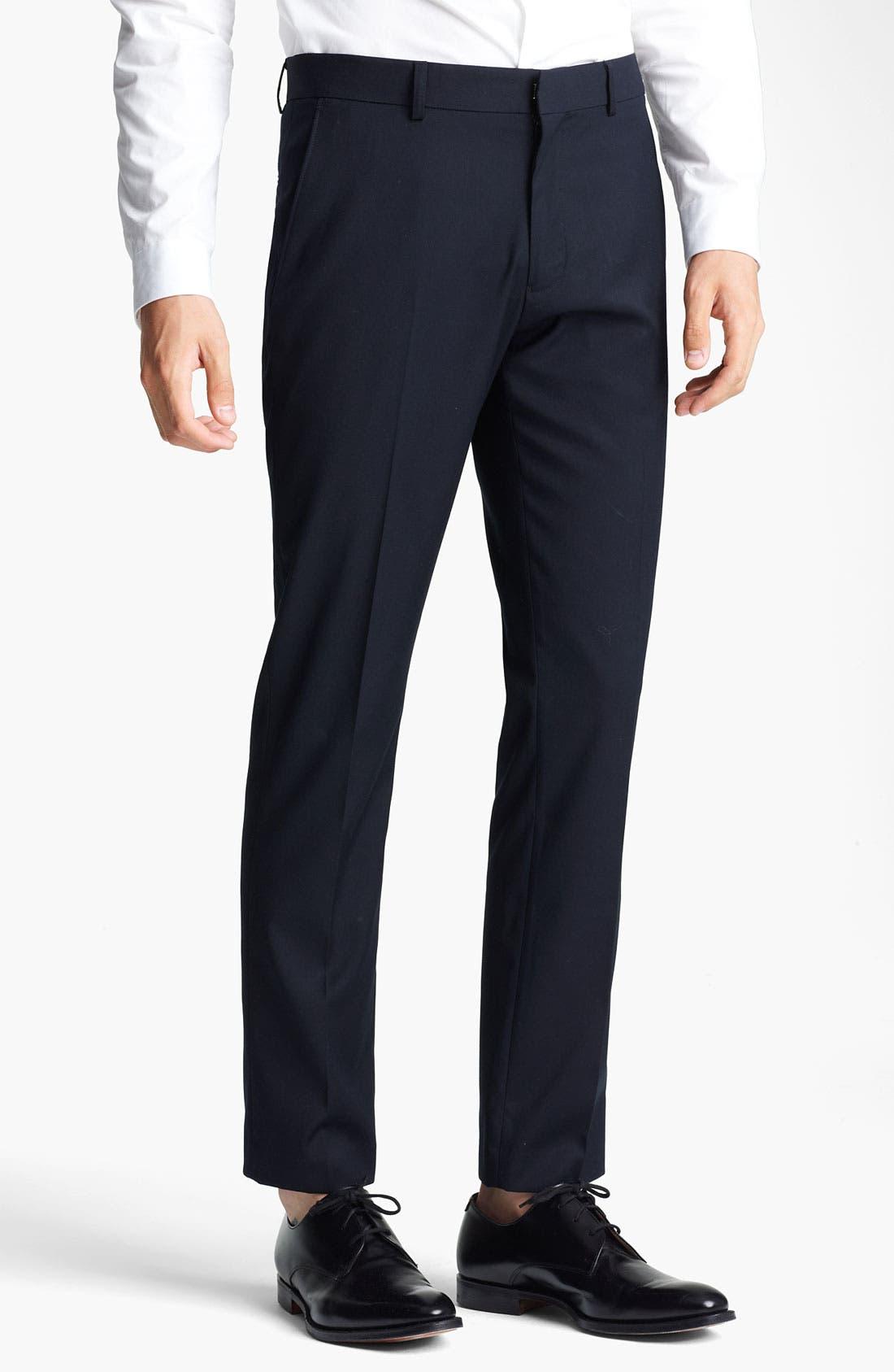 Main Image - Topman Skinny Trousers