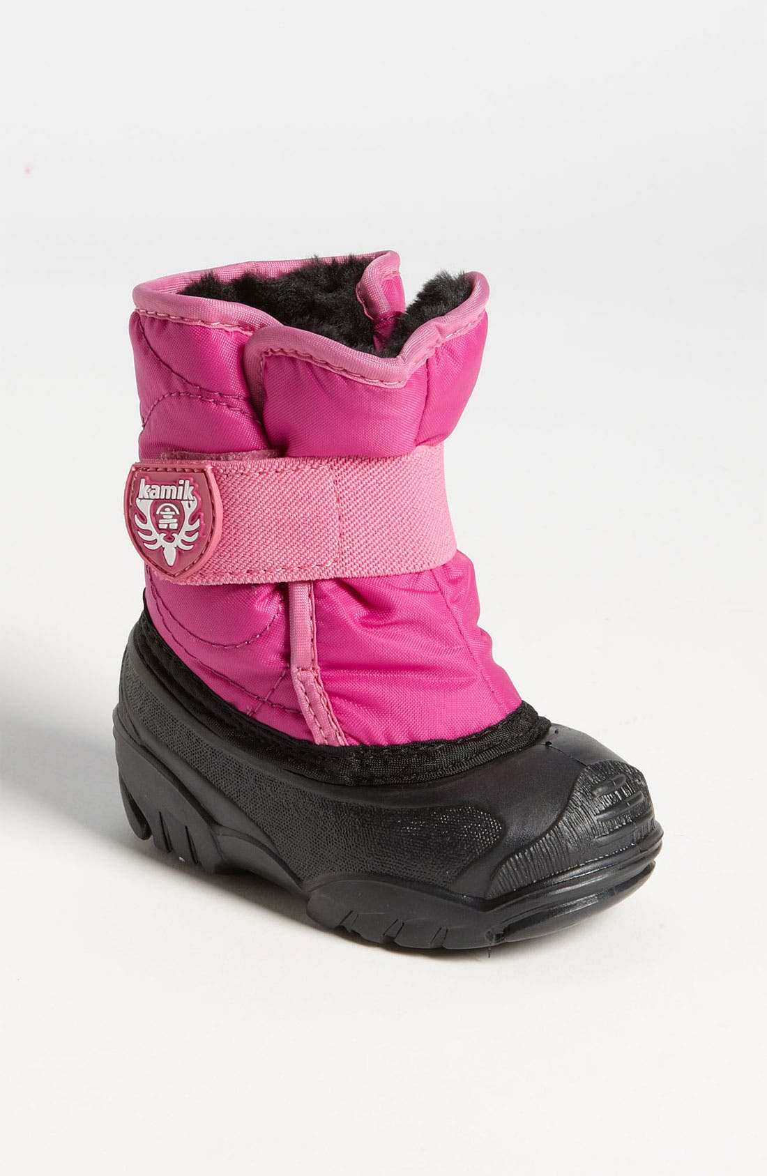 Alternate Image 1 Selected - Kamik 'Snowbug' Waterproof Boot (Walker & Toddler)