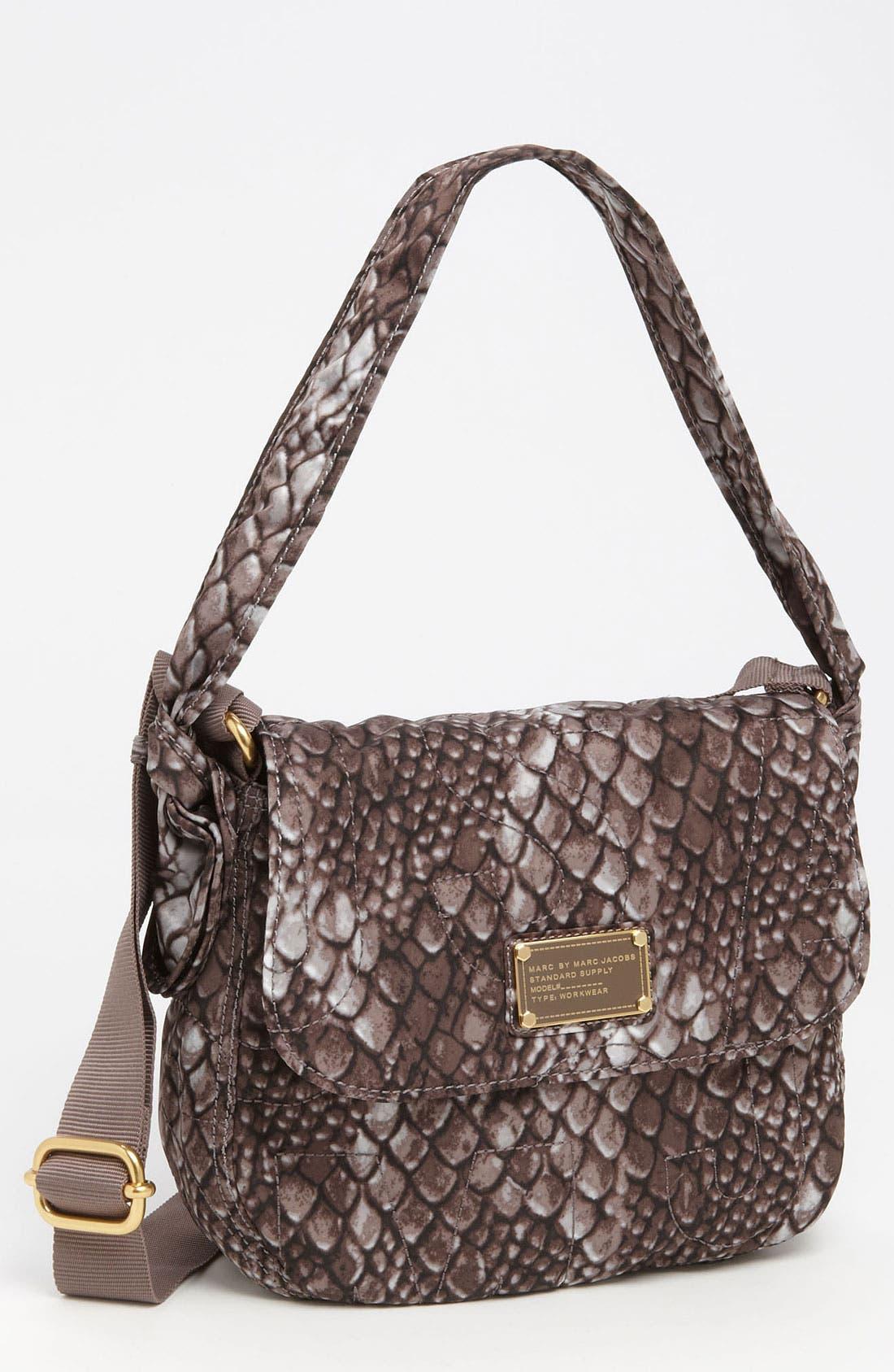 Alternate Image 1 Selected - MARC BY MARC JACOBS 'Pretty Nylon - Little Ukita' Crossbody Bag