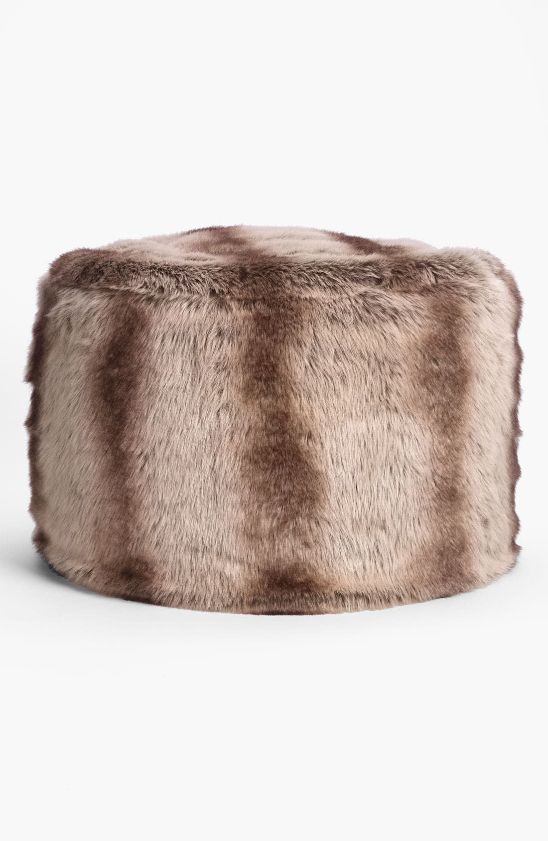Alternate Image 1 Selected - Nordstrom at Home 'Branson' Faux Fur Pouf