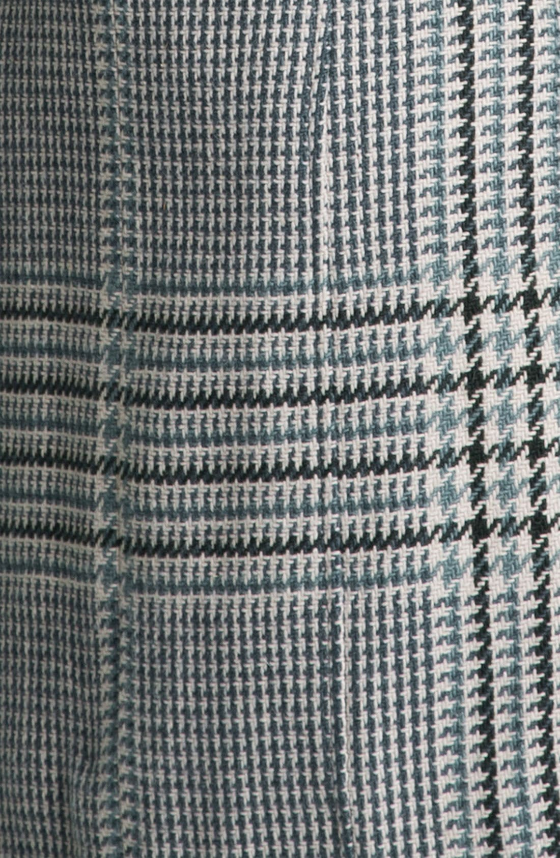 Alternate Image 3  - Tory Burch 'Virginia' Houndstooth Coat