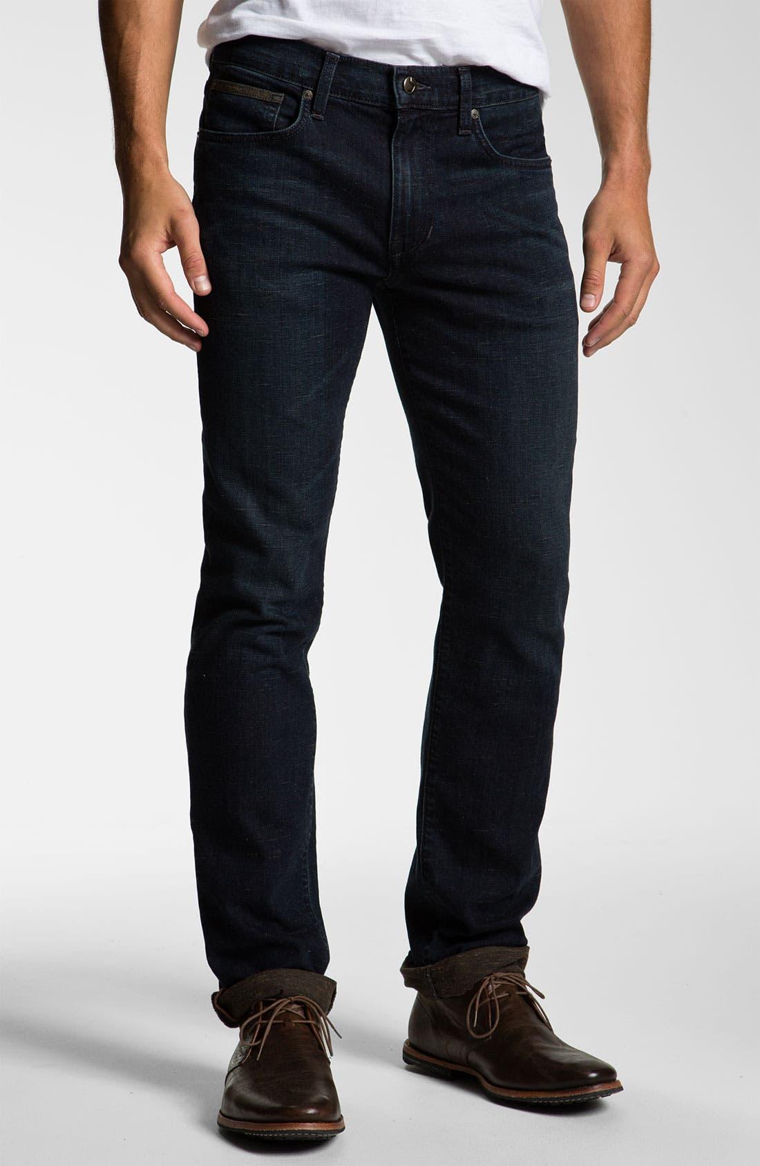 Alternate Image 2  - Joe's 'Brixton' Slim Straight Leg Jeans (Declan)