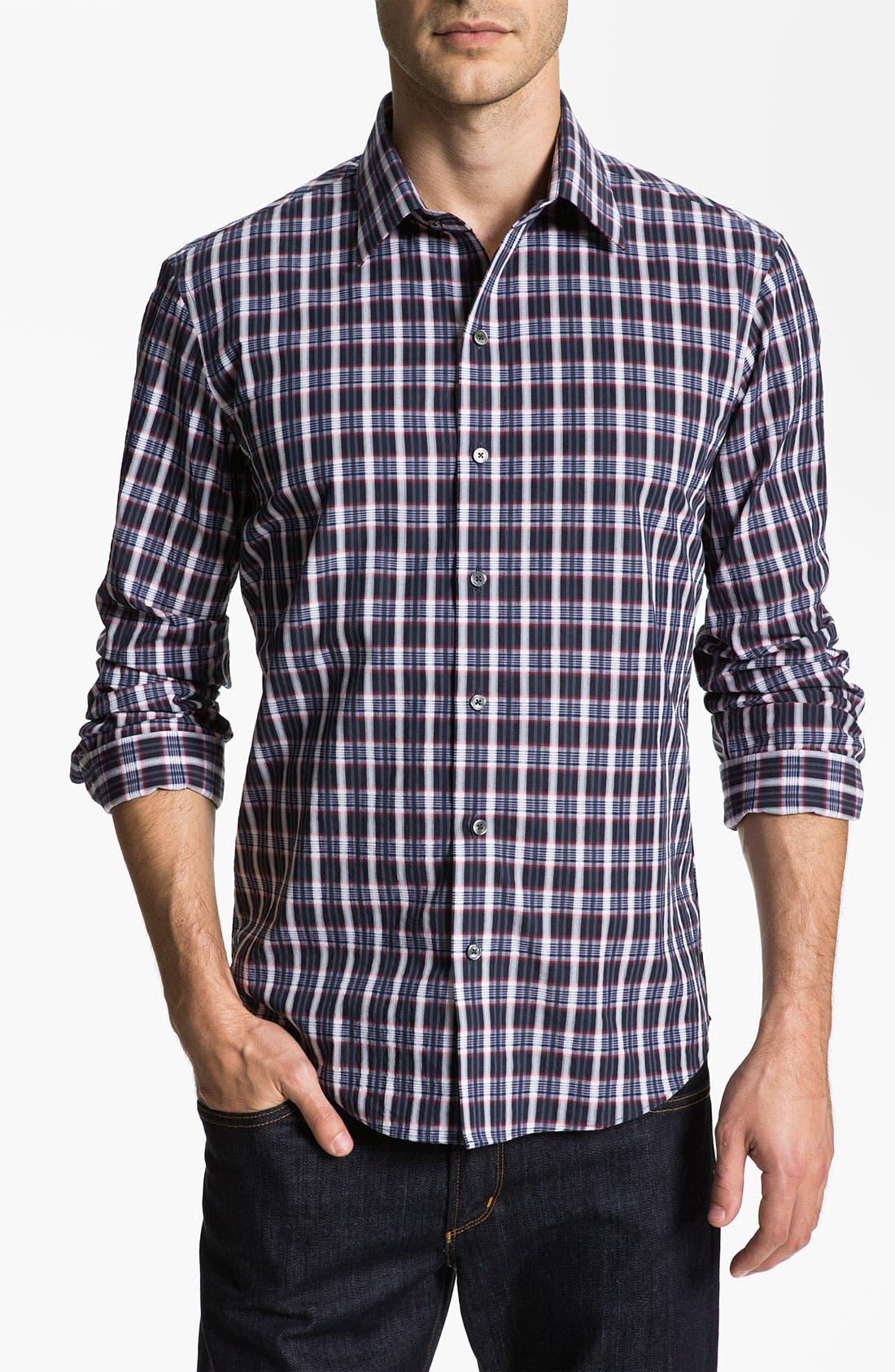 Main Image - Zachary Prell 'Keveh' Sport Shirt