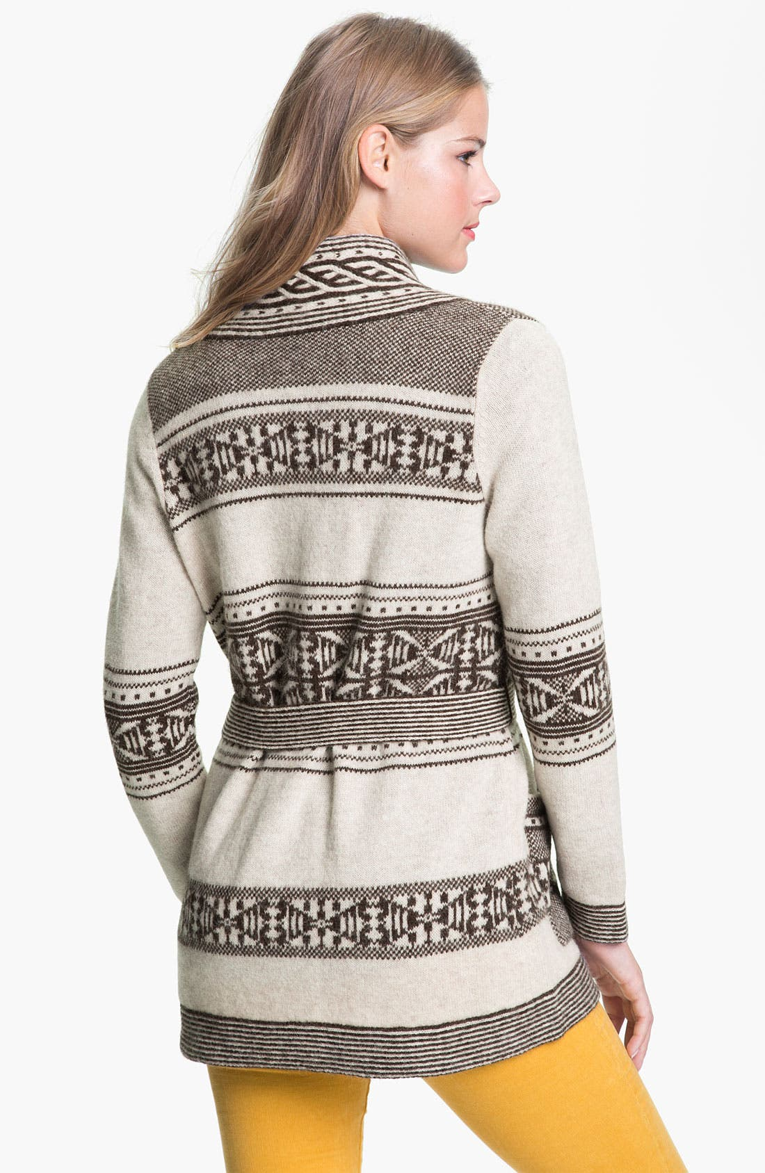 Alternate Image 2  - Pendleton 'Discovery Stripe' Cardigan (Online Exclusive)