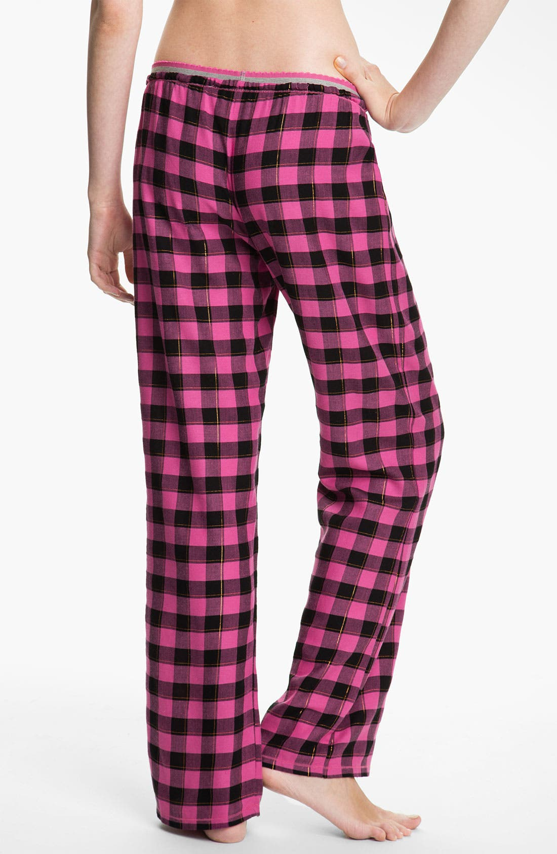 Alternate Image 2  - Steve Madden 'Pattern Play' Plaid Pants