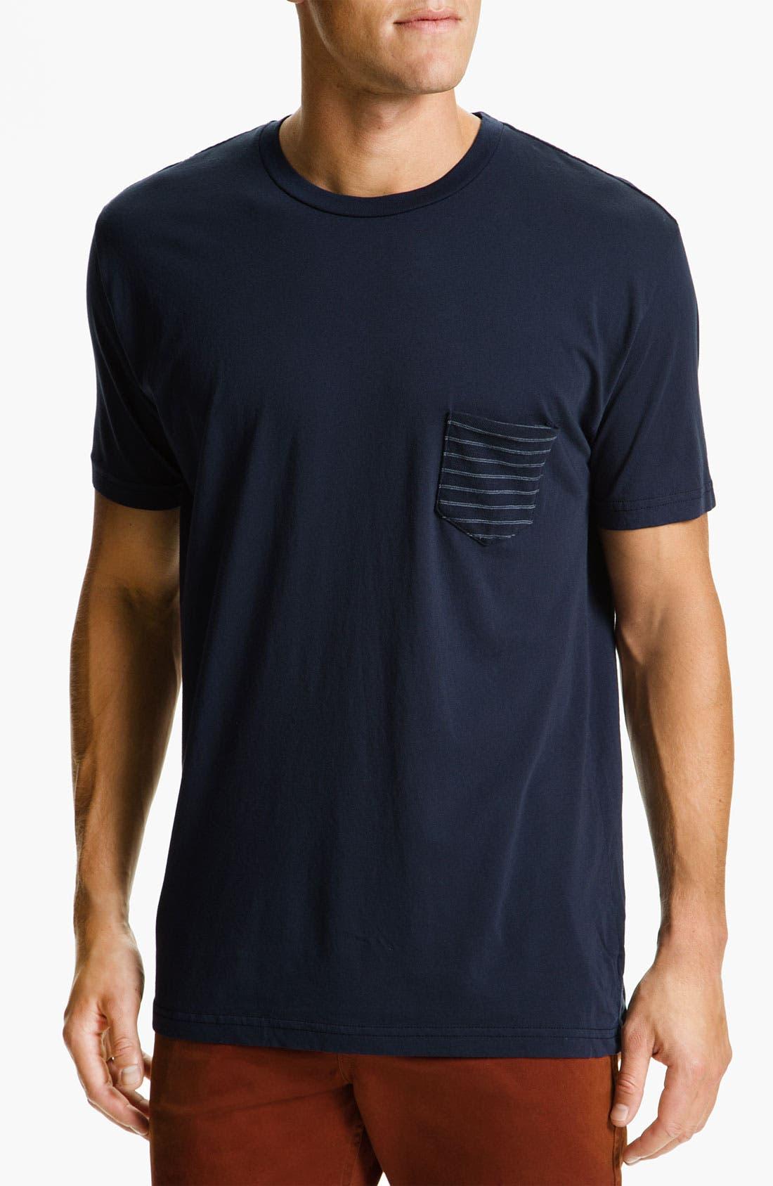 Alternate Image 1 Selected - Riviera Club Pocket T-Shirt