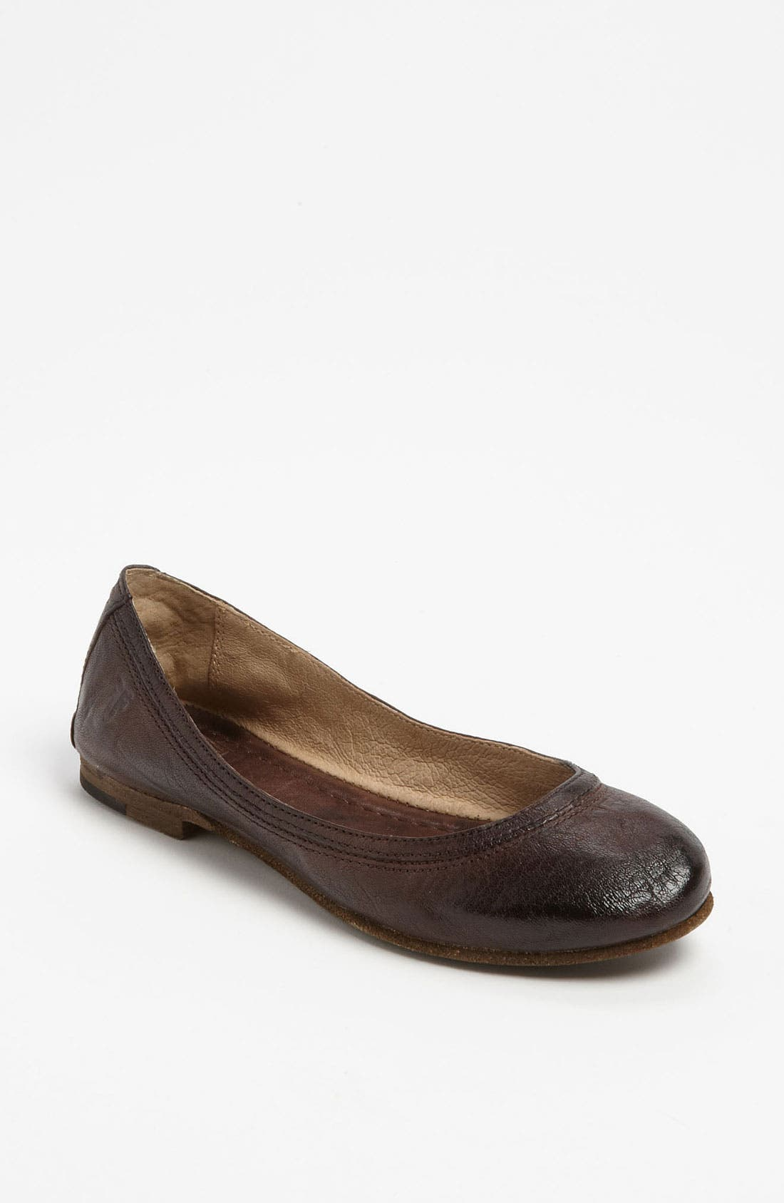 Alternate Image 1 Selected - Frye 'Carson' Ballet Flat (Women)