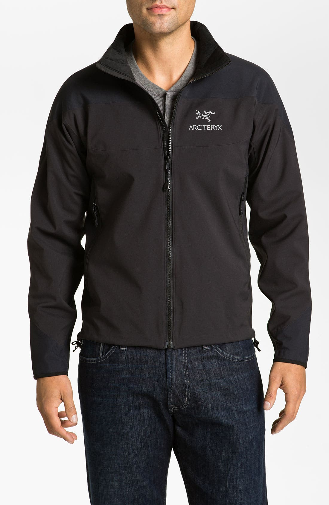 Alternate Image 1 Selected - Arc'teryx 'Venta AR' Athletic Fit Soft Shell Jacket