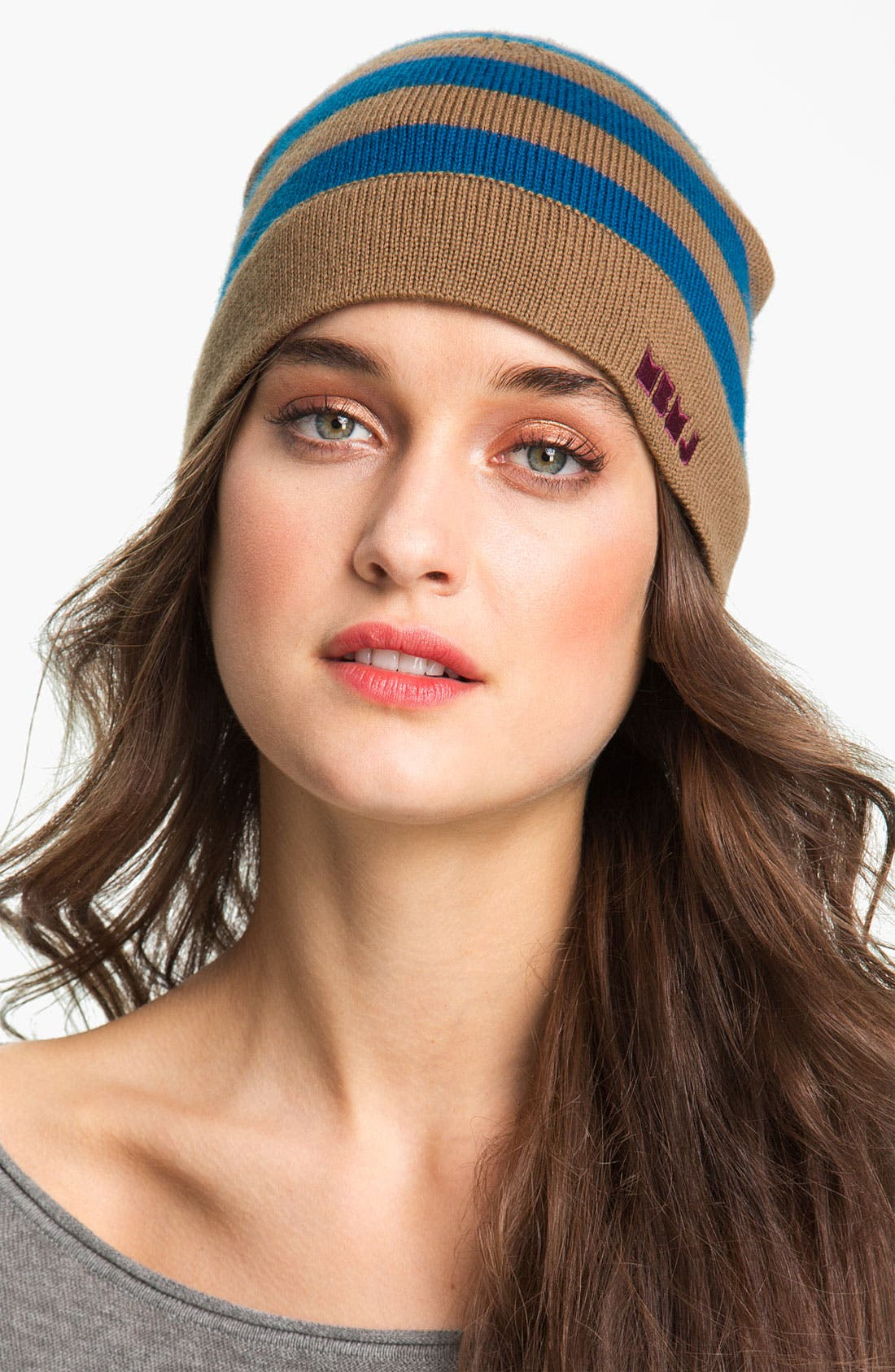 Alternate Image 1 Selected - MARC BY MARC JACOBS 'MBMJ' Sweater Skull Cap