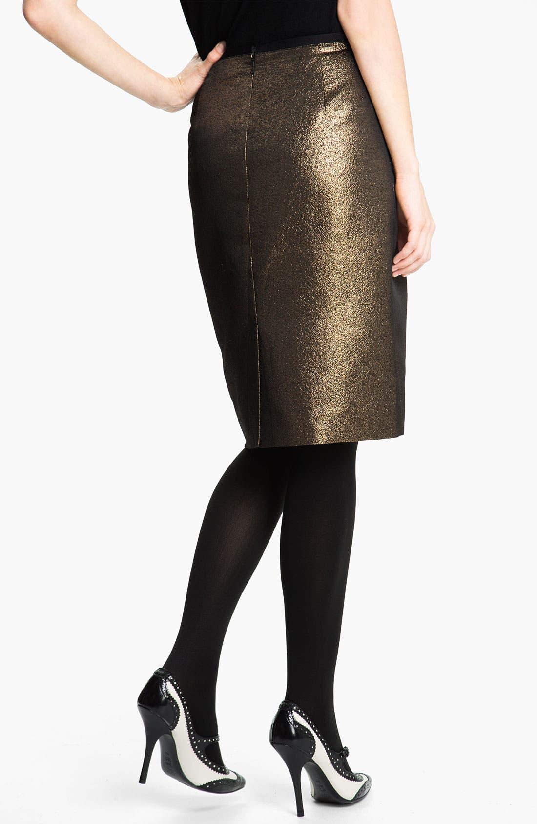 Alternate Image 2  - Tory Burch 'Brandy' Skirt