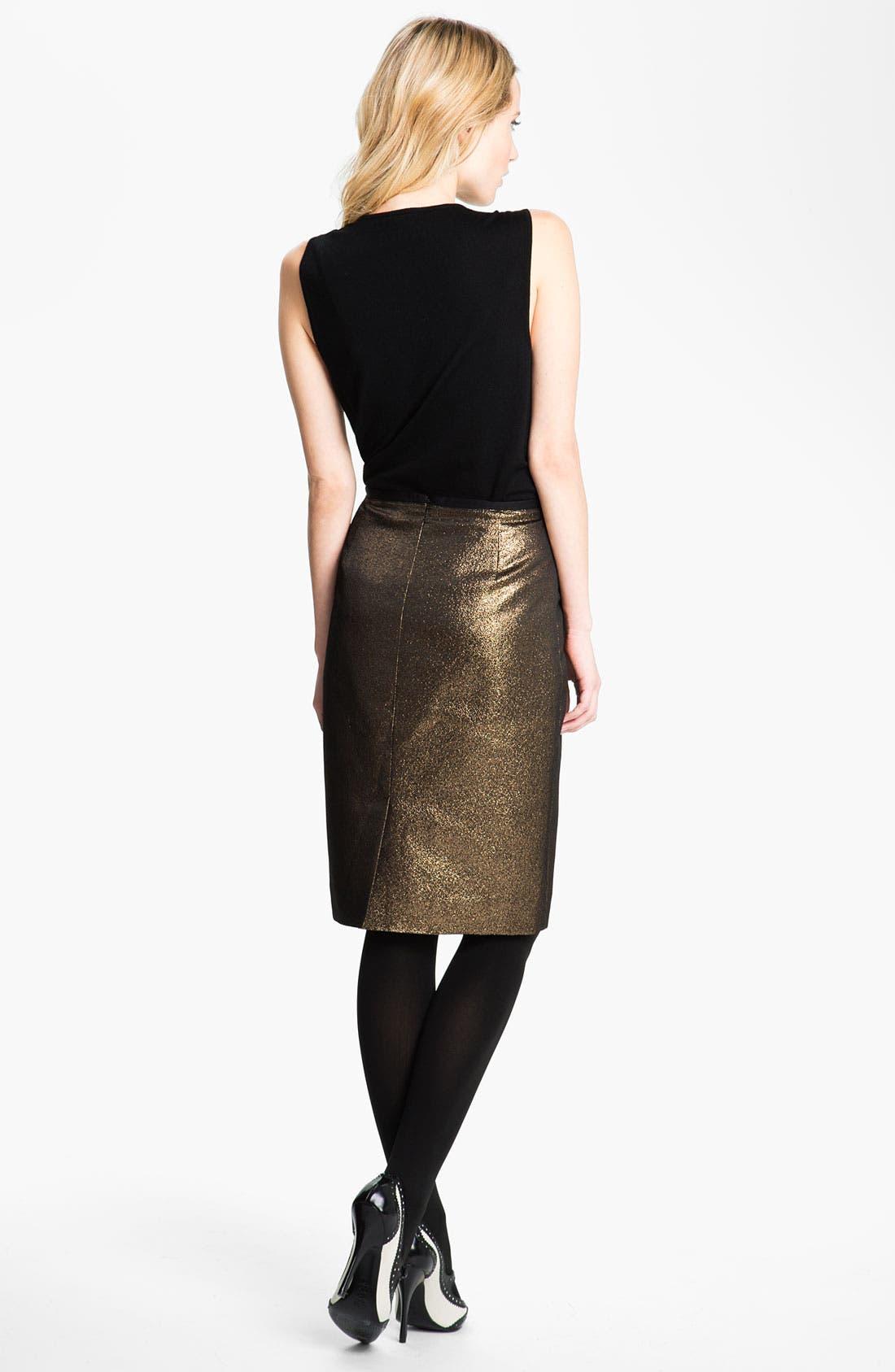 Alternate Image 5  - Tory Burch 'Brandy' Skirt