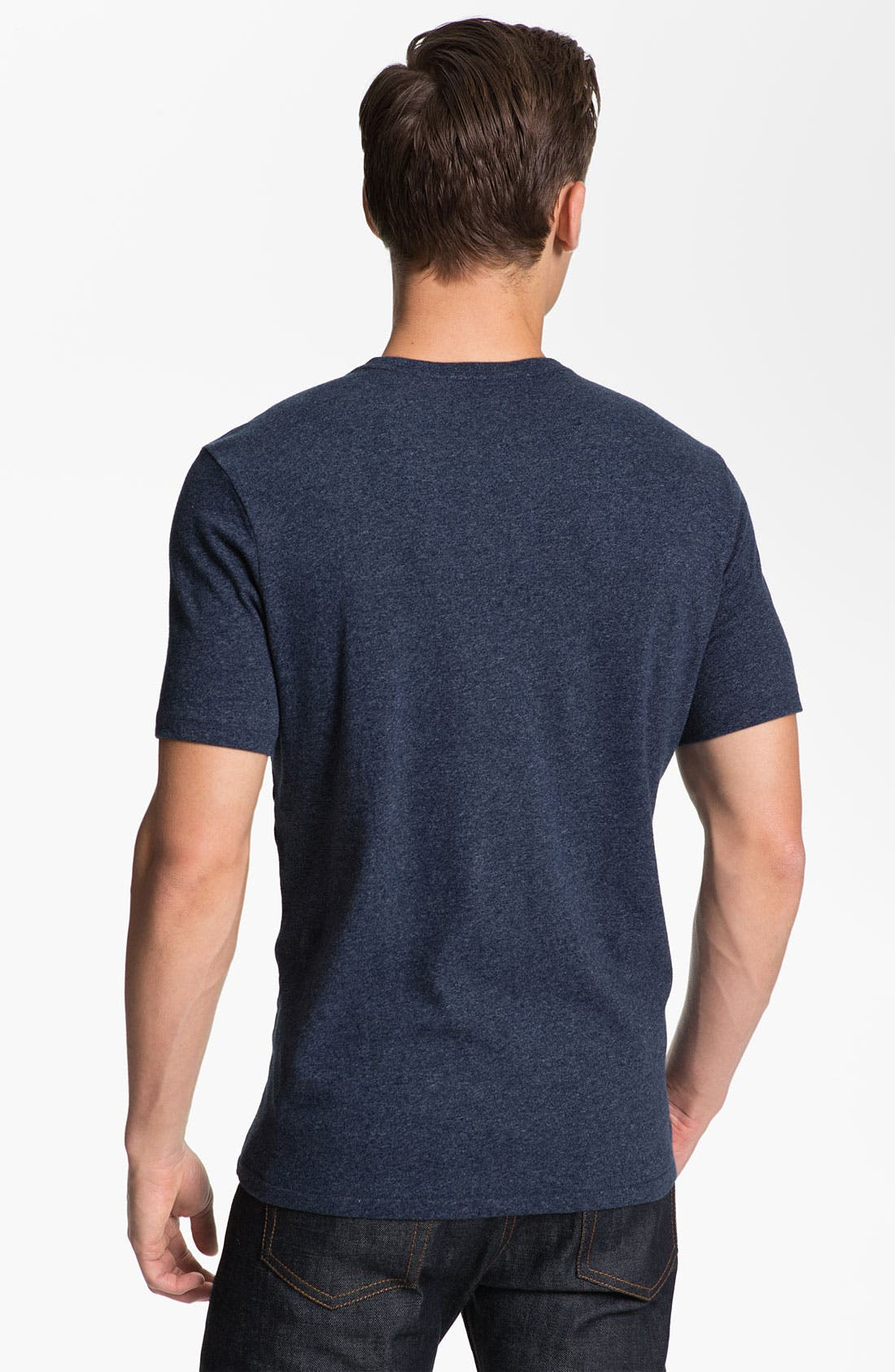 Alternate Image 2  - Jack Spade 'Stark' V-Neck T-Shirt