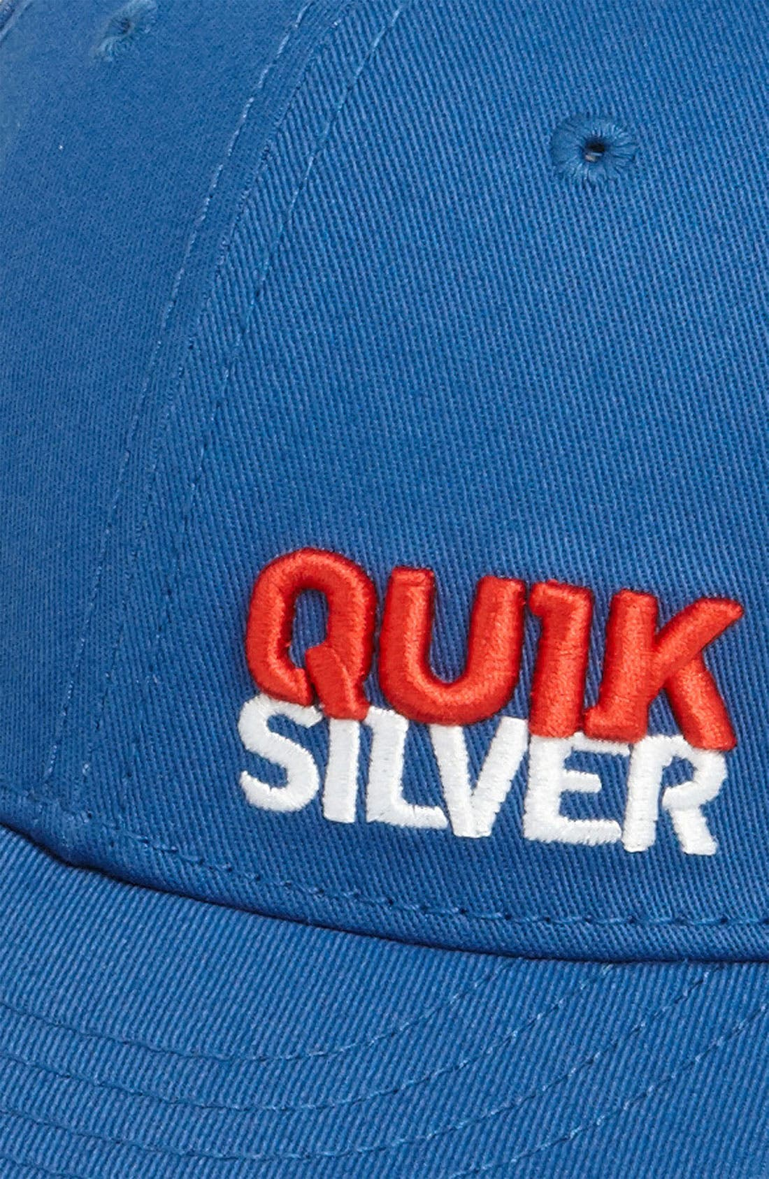 Alternate Image 2  - Quiksilver 'Strands' Baseball Cap (Toddler)