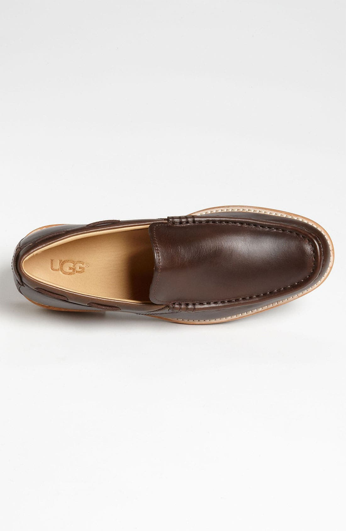Alternate Image 3  - UGG® Australia 'Via Ponte' Loafer