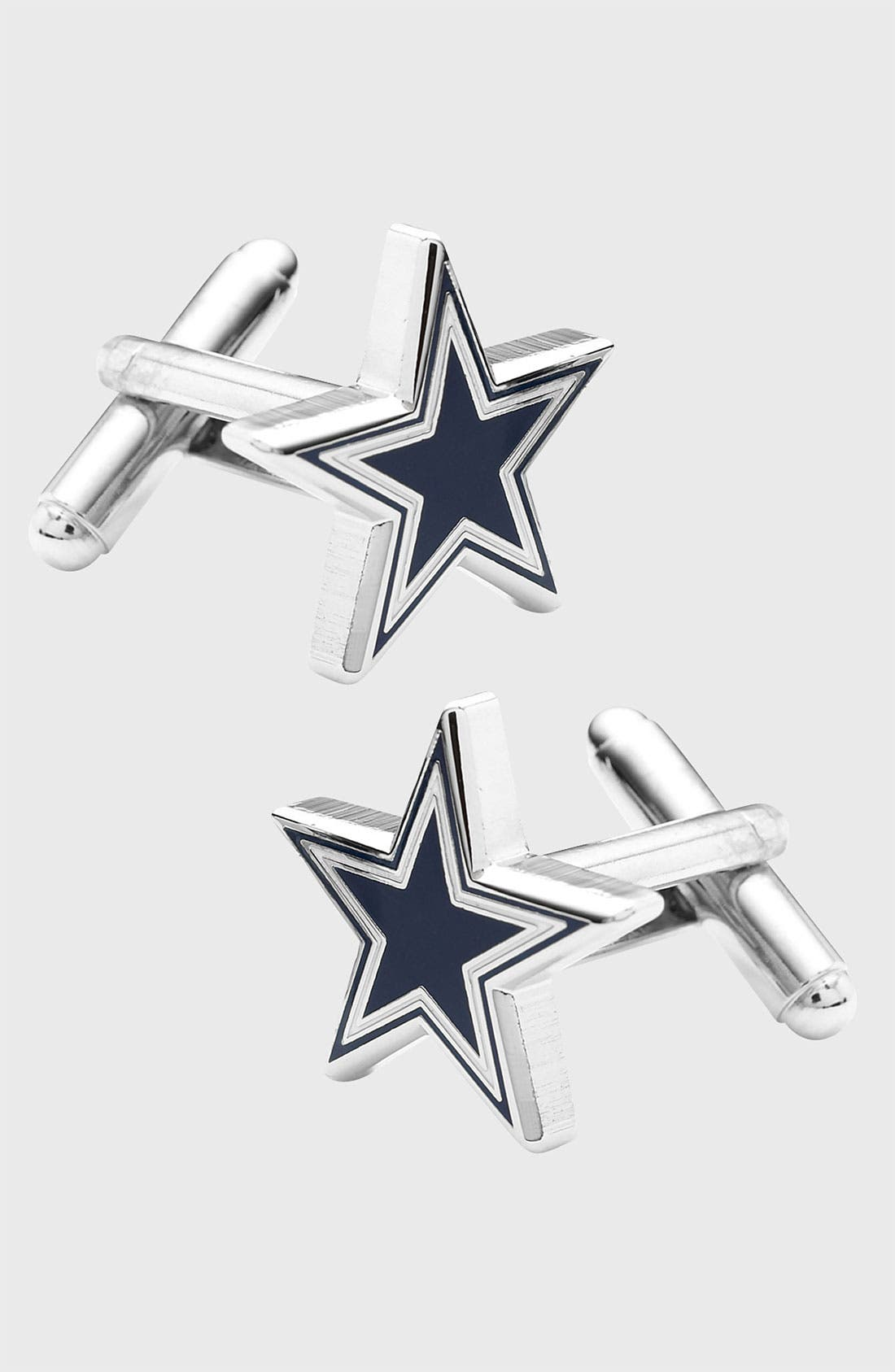 Alternate Image 1 Selected - Cufflinks, Inc. 'Dallas Cowboys' Cuff Links