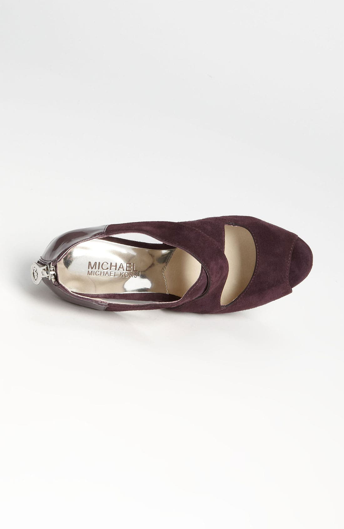 Alternate Image 3  - MICHAEL Michael Kors 'Elena' Cross Strap Sandal