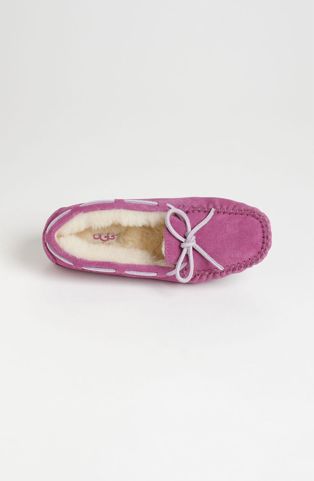 Alternate Image 3  - UGG® 'Dakota' Moccasin (Little Kid & Big Kid)