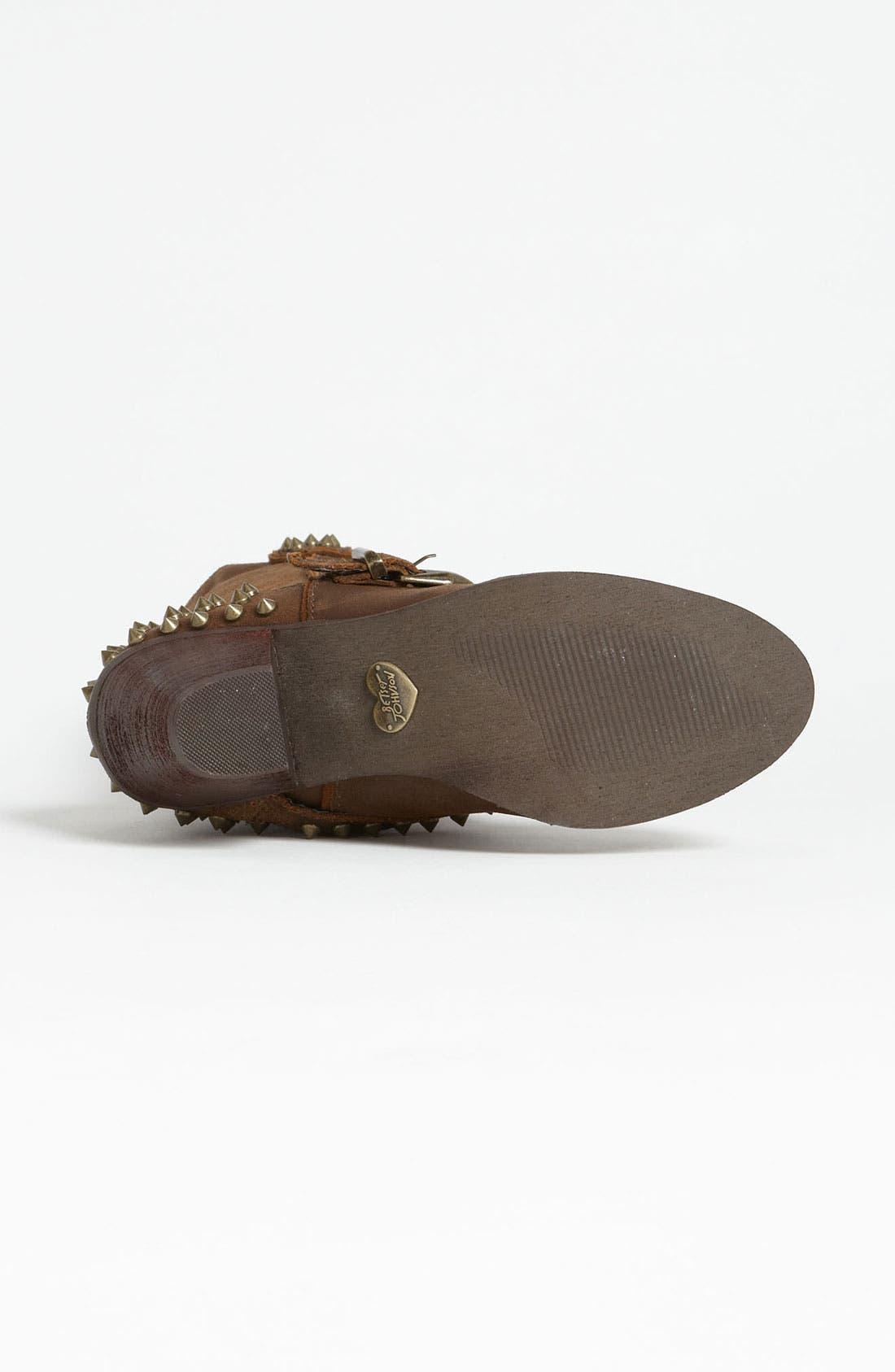 Alternate Image 4  - Betsey Johnson 'Yendell' Boot