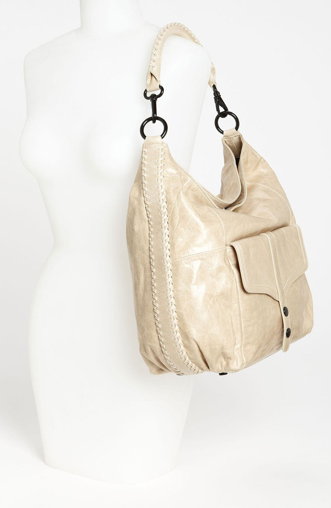 Alternate Image 2  - Rebecca Minkoff 'Drew' Whipstitch Hobo