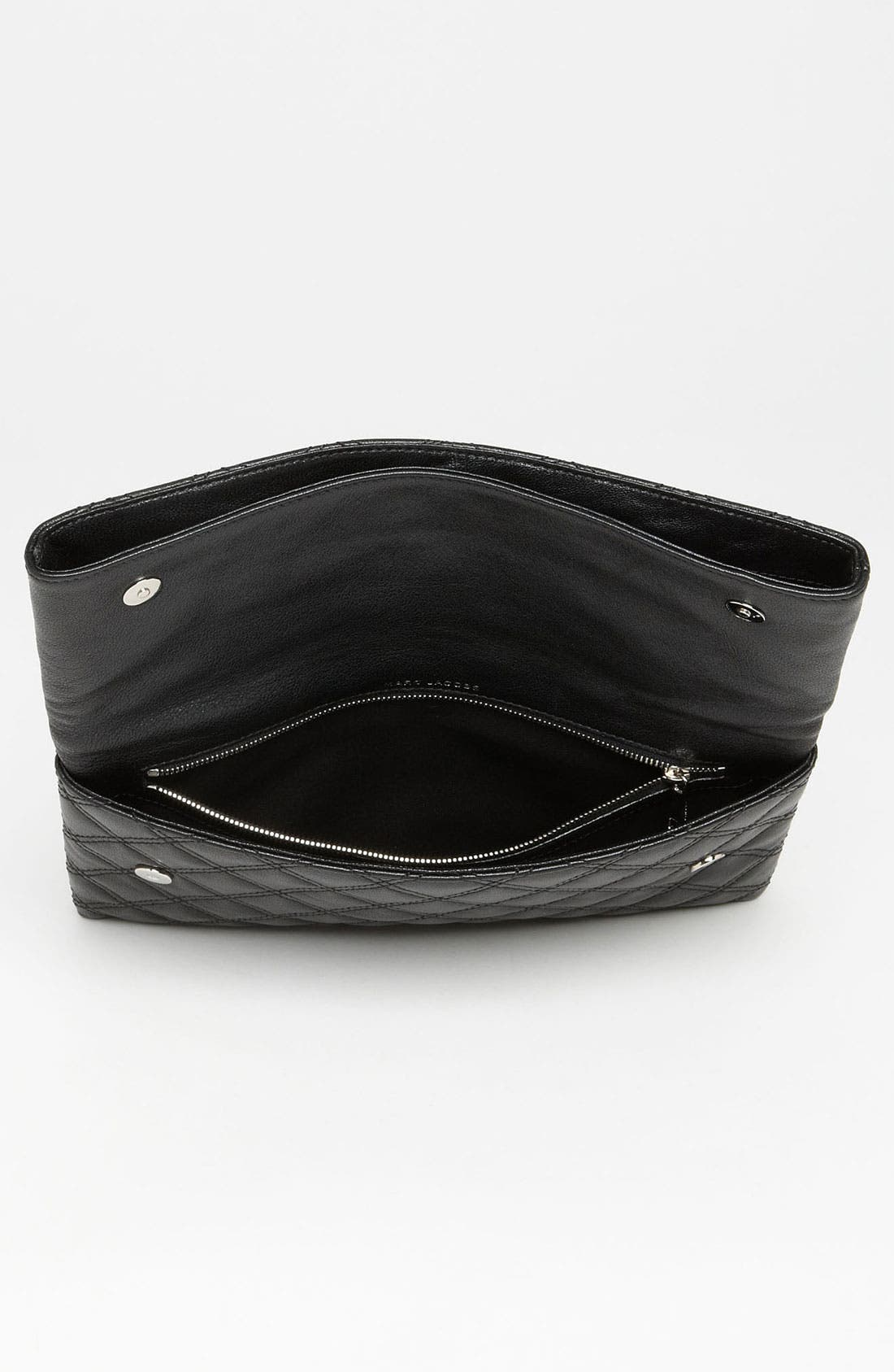 Alternate Image 3  - MARC JACOBS 'Large Eugenie' Quilted Leather Clutch