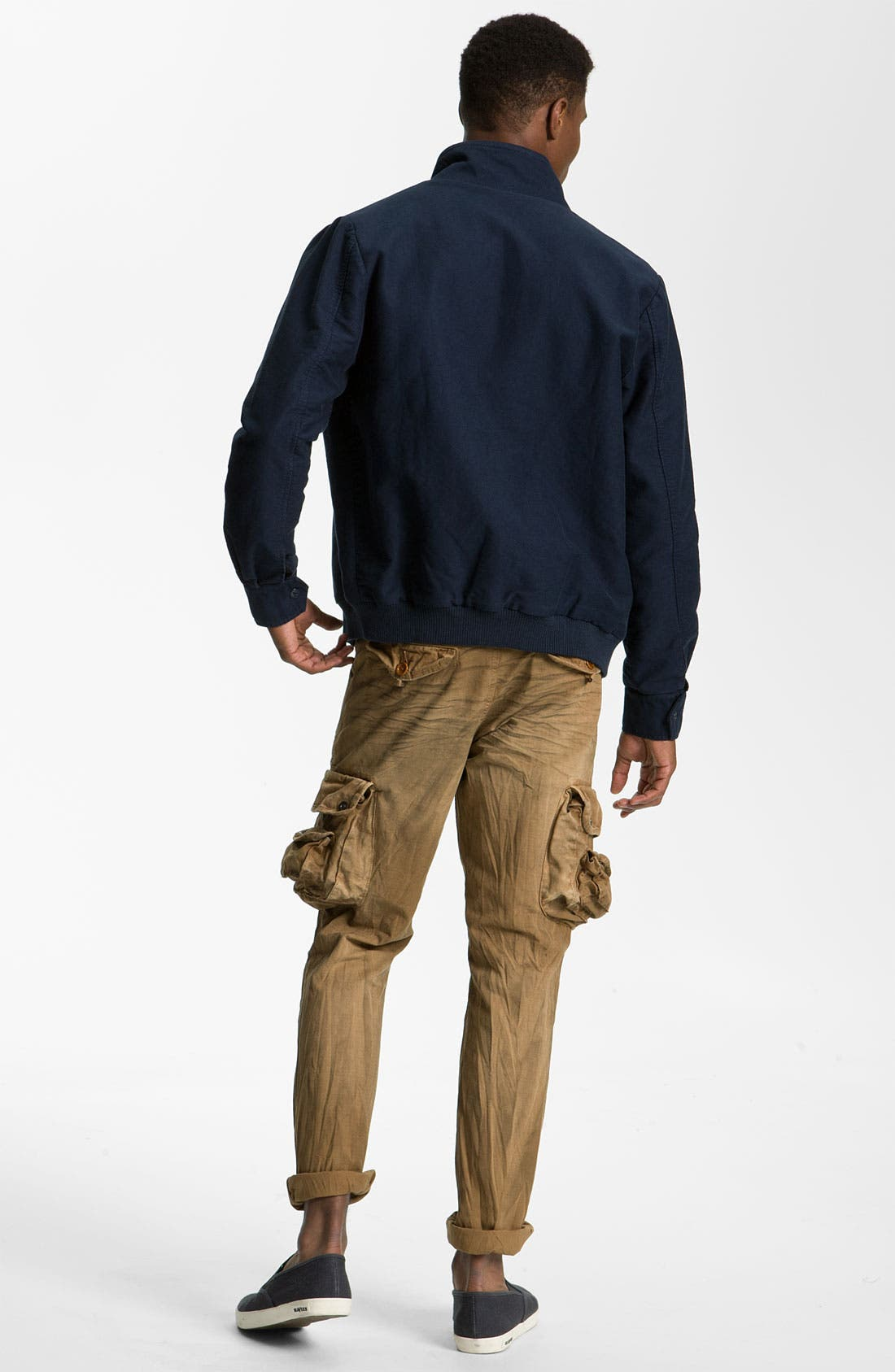 Alternate Image 6  - PRPS Straight Leg Cargo Pants