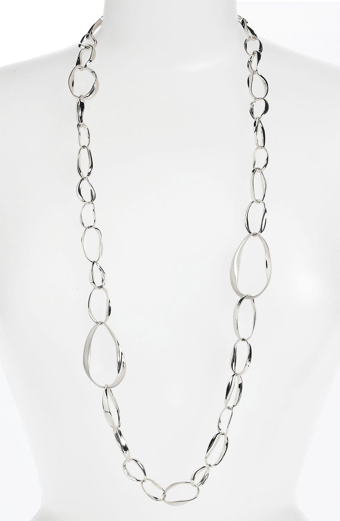 Alternate Image 1 Selected - Ippolita 'Venezia Links' Pear Shape Chain Necklace