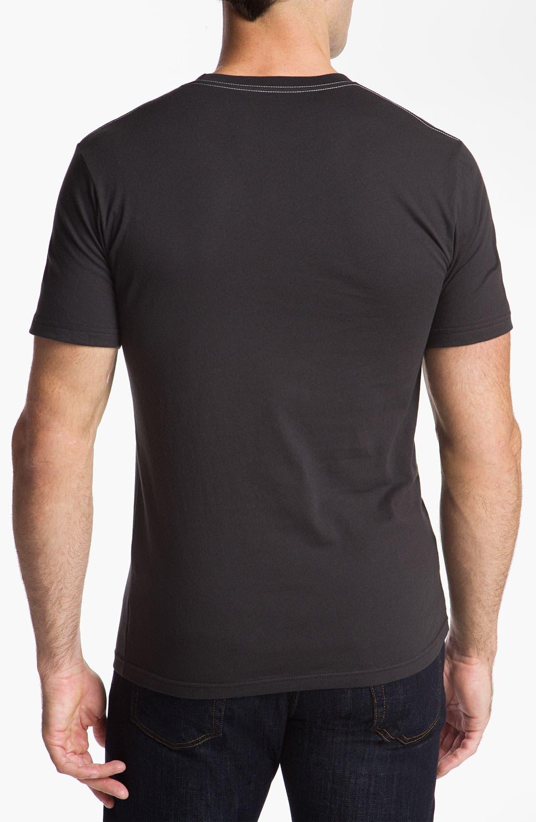 Alternate Image 2  - Quiksilver 'Casting Call' T-Shirt