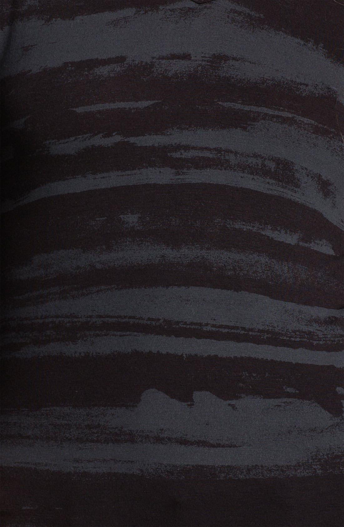 Alternate Image 3  - Edista 'Leona' V-Neck Top (Petite)