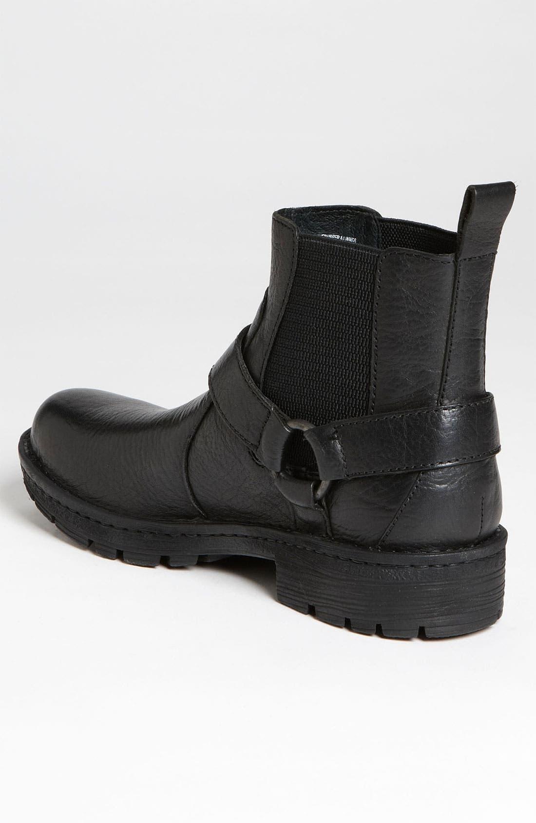 Alternate Image 2  - Børn 'Brunell' Harness Chelsea Boot (Men)
