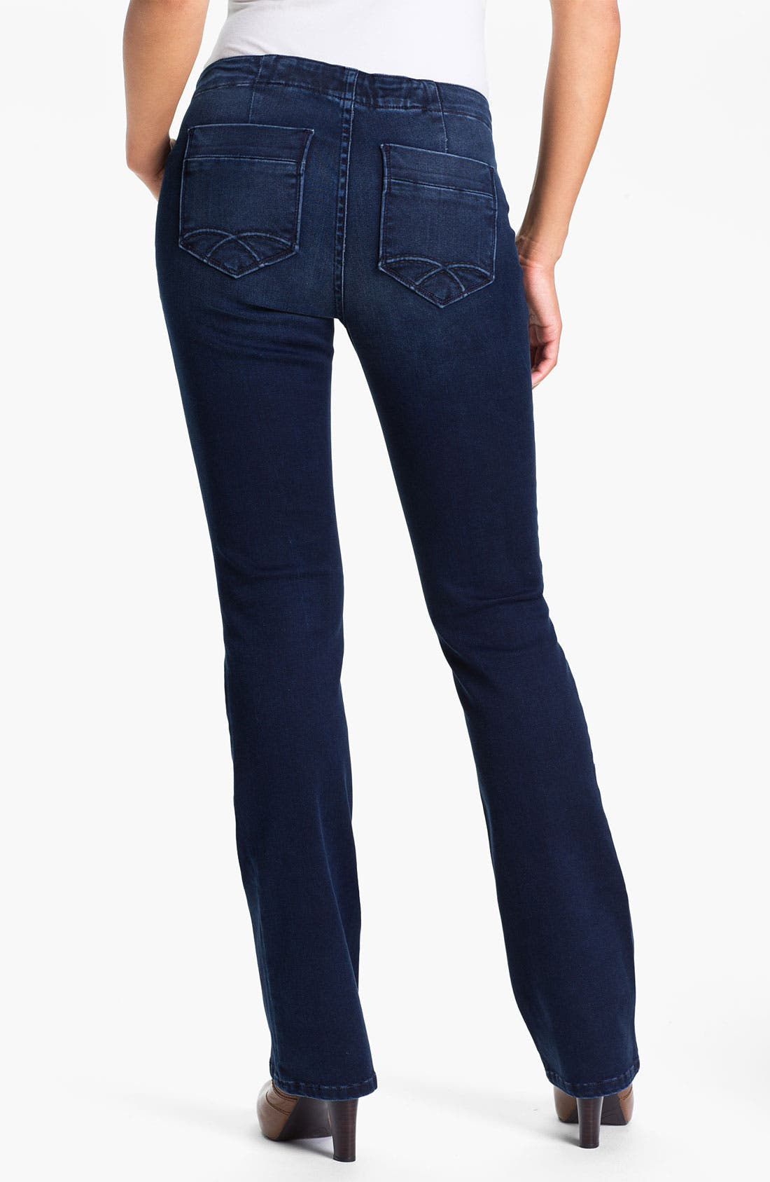 Alternate Image 2  - Christopher Blue 'Isabella' Bootcut Stretch Jeans