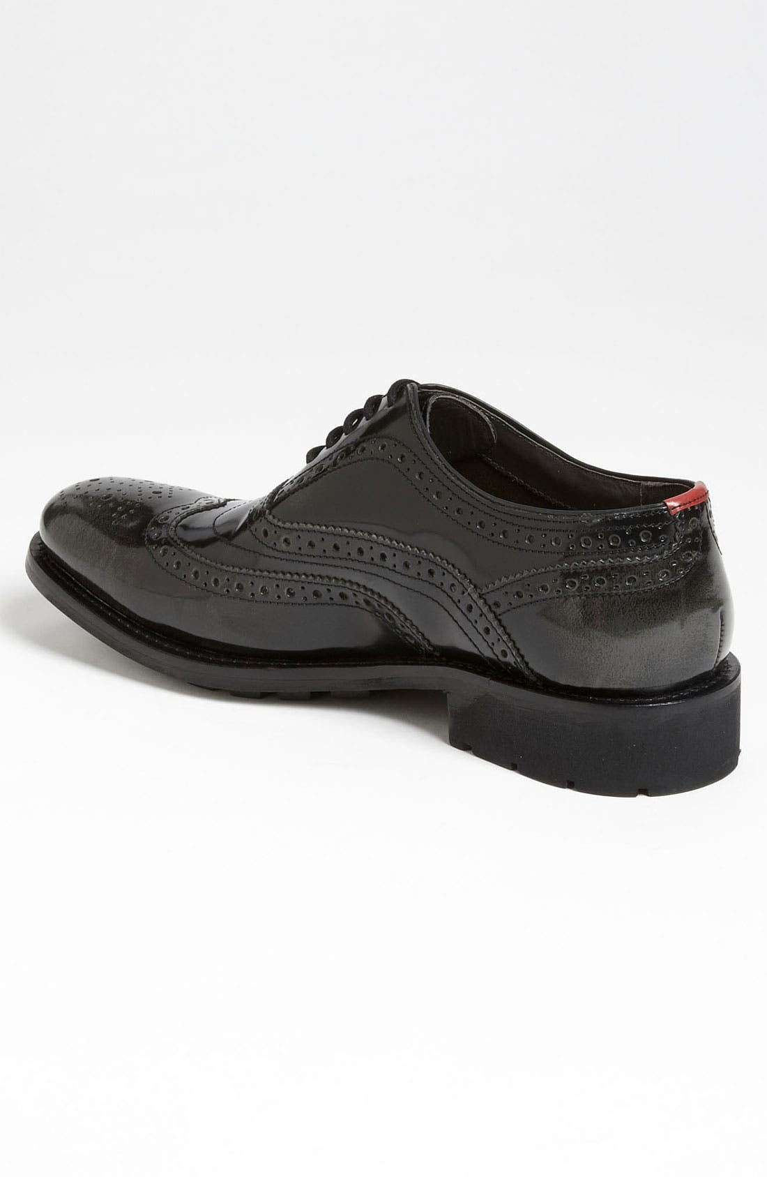 Alternate Image 2  - Ted Baker London 'Guri-Rub' Wingtip Oxford