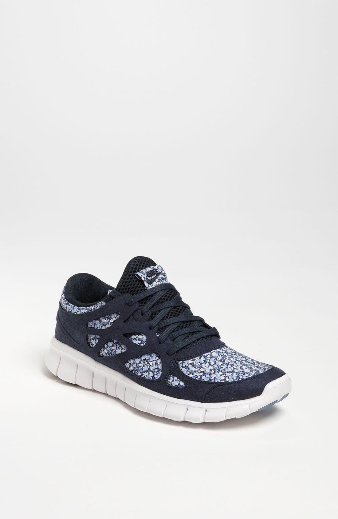Alternate Image 1 Selected - Nike 'Free Run 2 Liberty' Sneaker (Women)