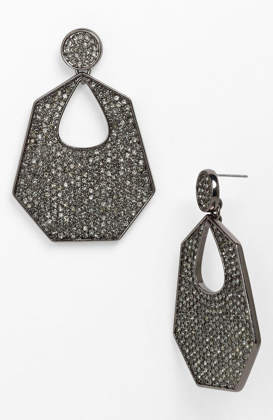 Main Image - Vince Camuto Door Knocker Earrings