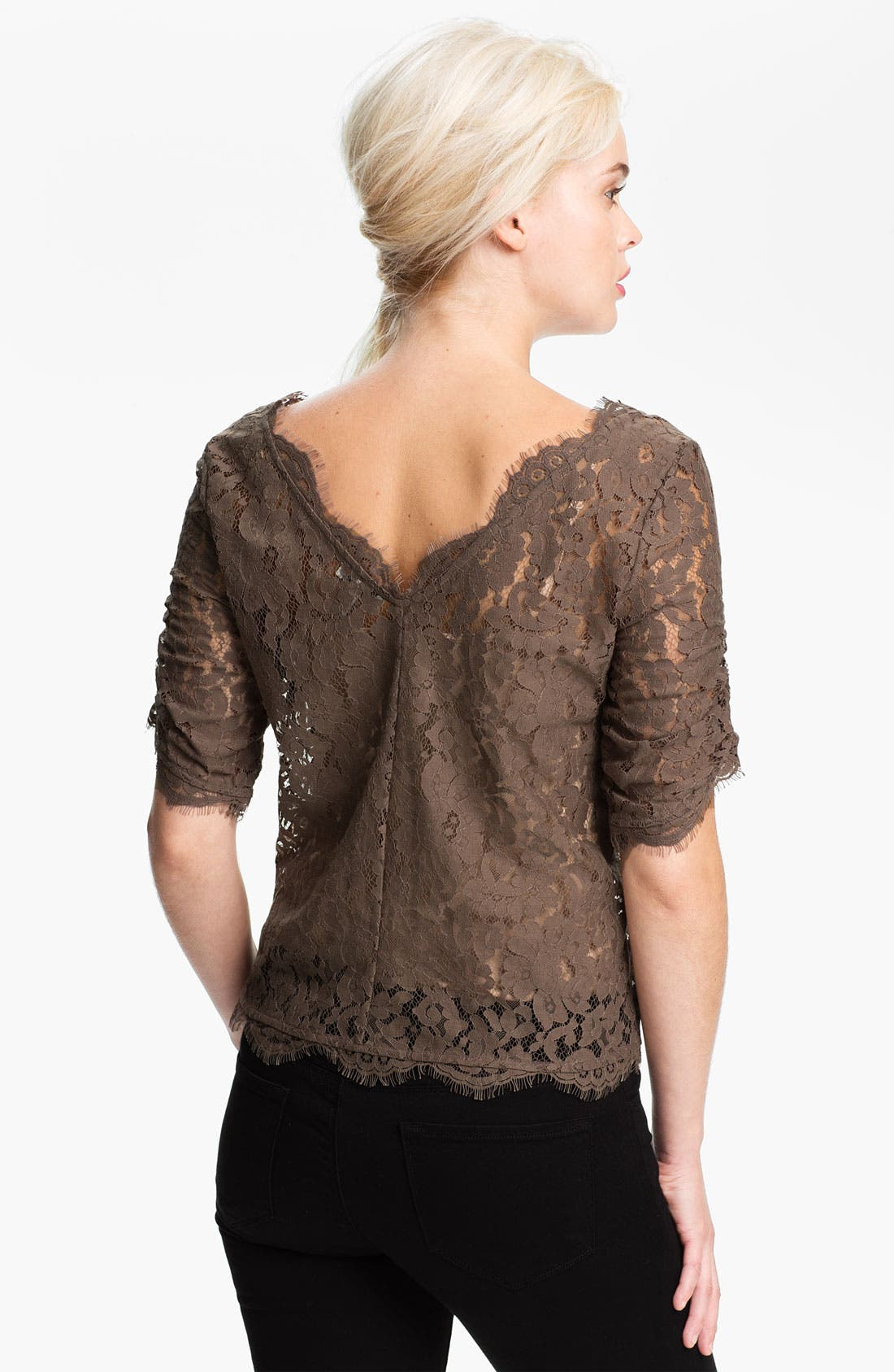 Alternate Image 2  - Joie 'Nevina' Lace Top