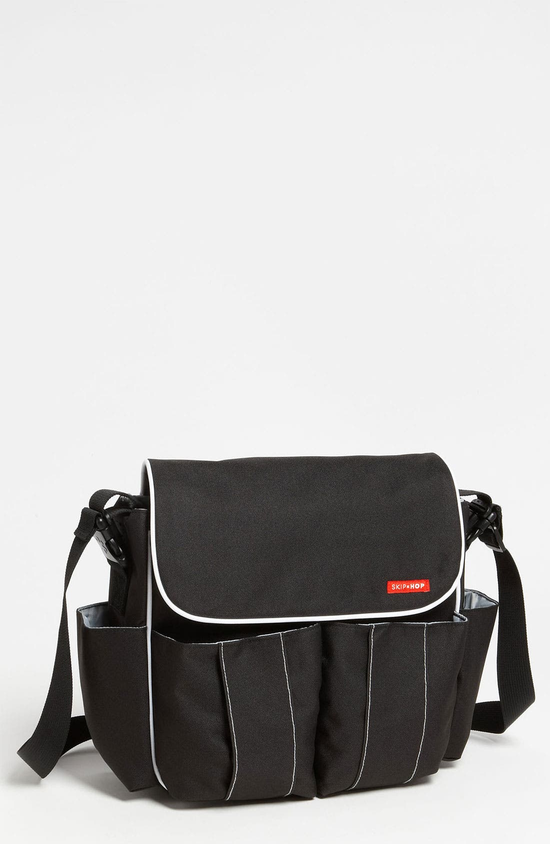 Alternate Image 1 Selected - Skip Hop 'Dash' Diaper Bag (Deluxe Edition)