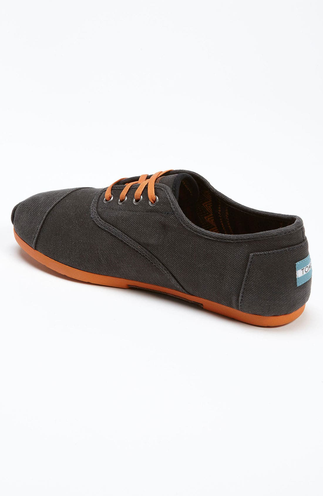 Alternate Image 2  - TOMS 'Cordones' Twill Sneaker (Men) (Nordstrom Exclusive)