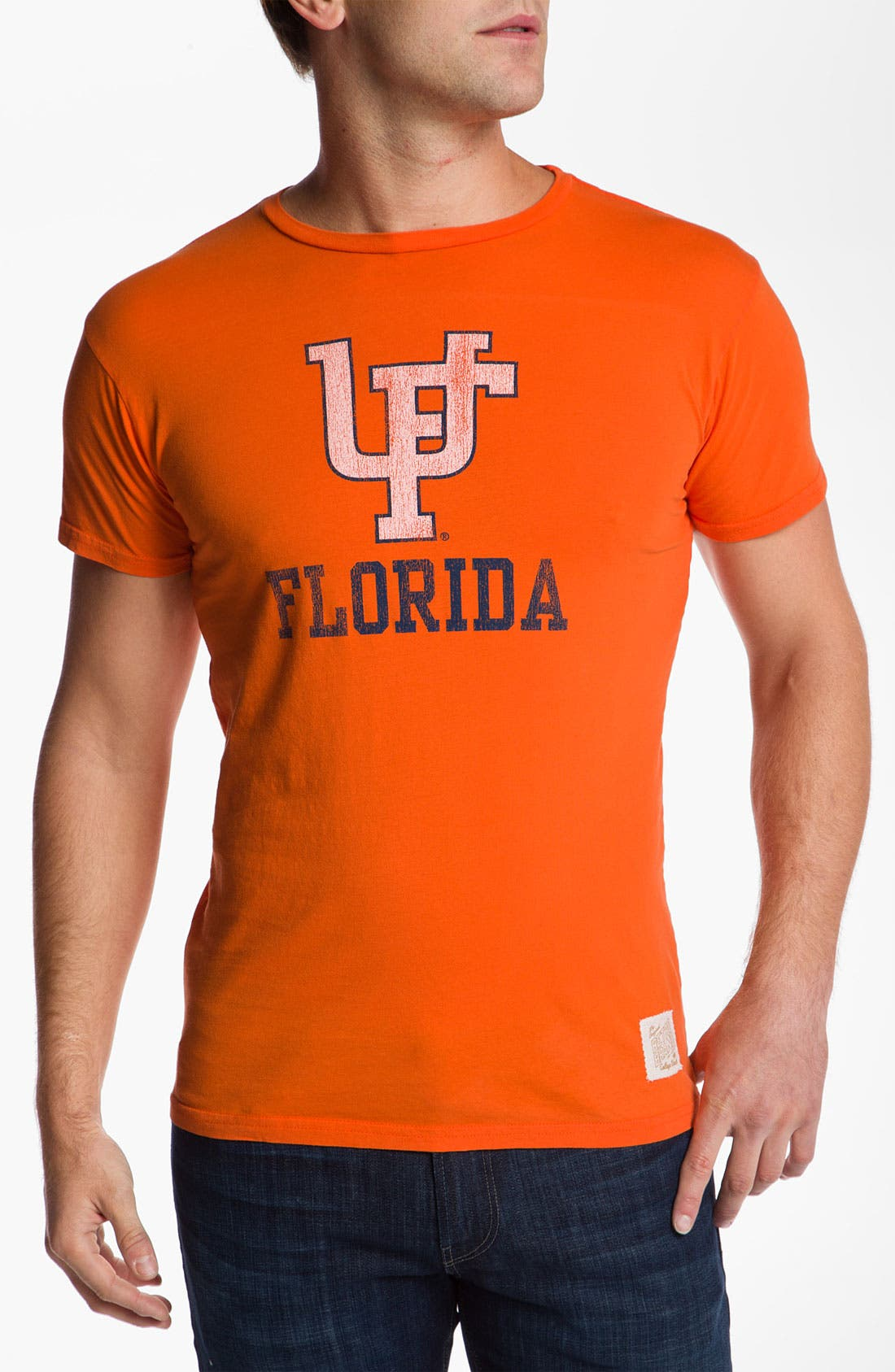 Alternate Image 1 Selected - The Original Retro Brand 'University of Florida Gators' T-Shirt