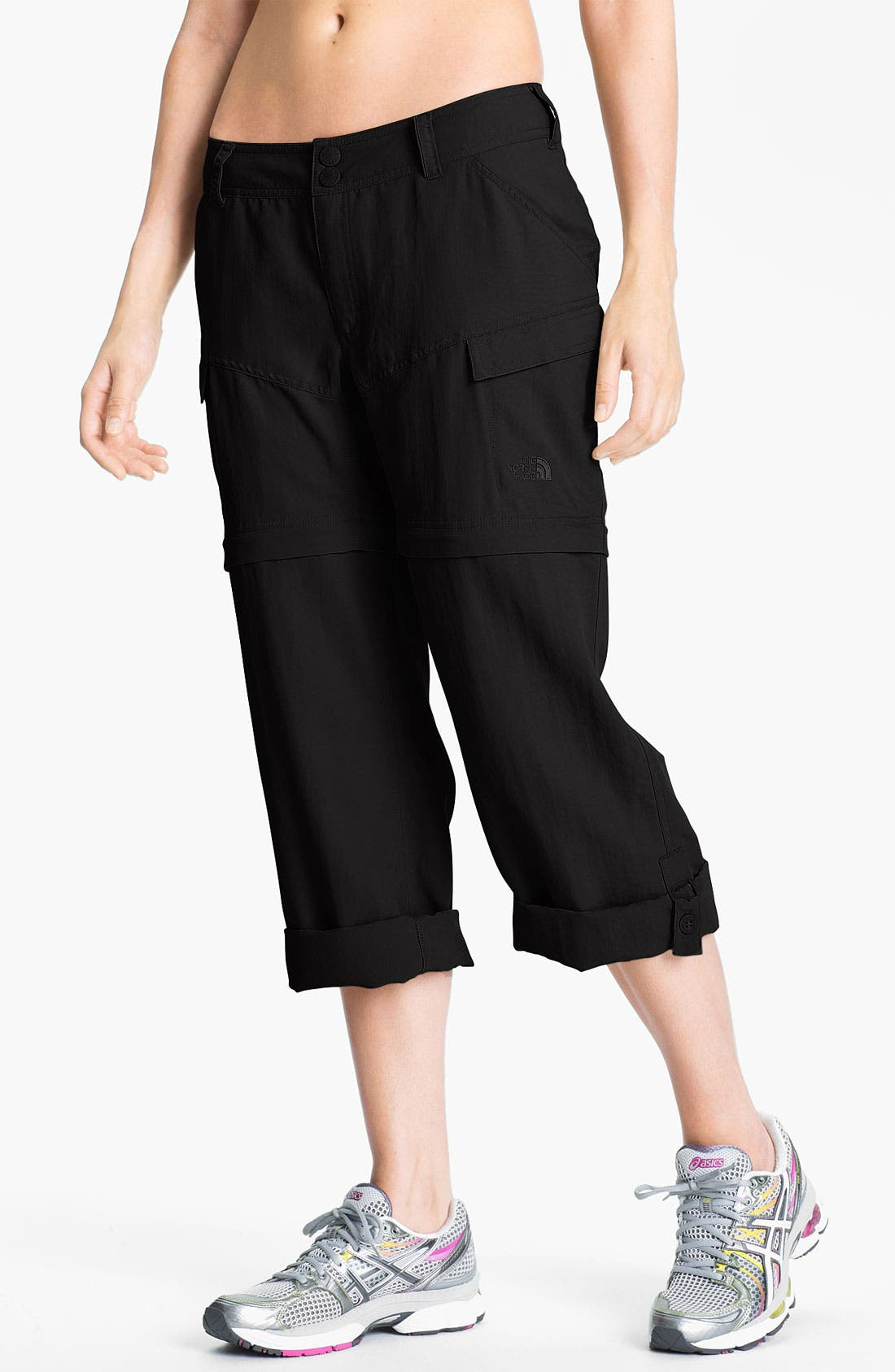 Alternate Image 1 Selected - The North Face 'Paramount' Convertible Trail Pants