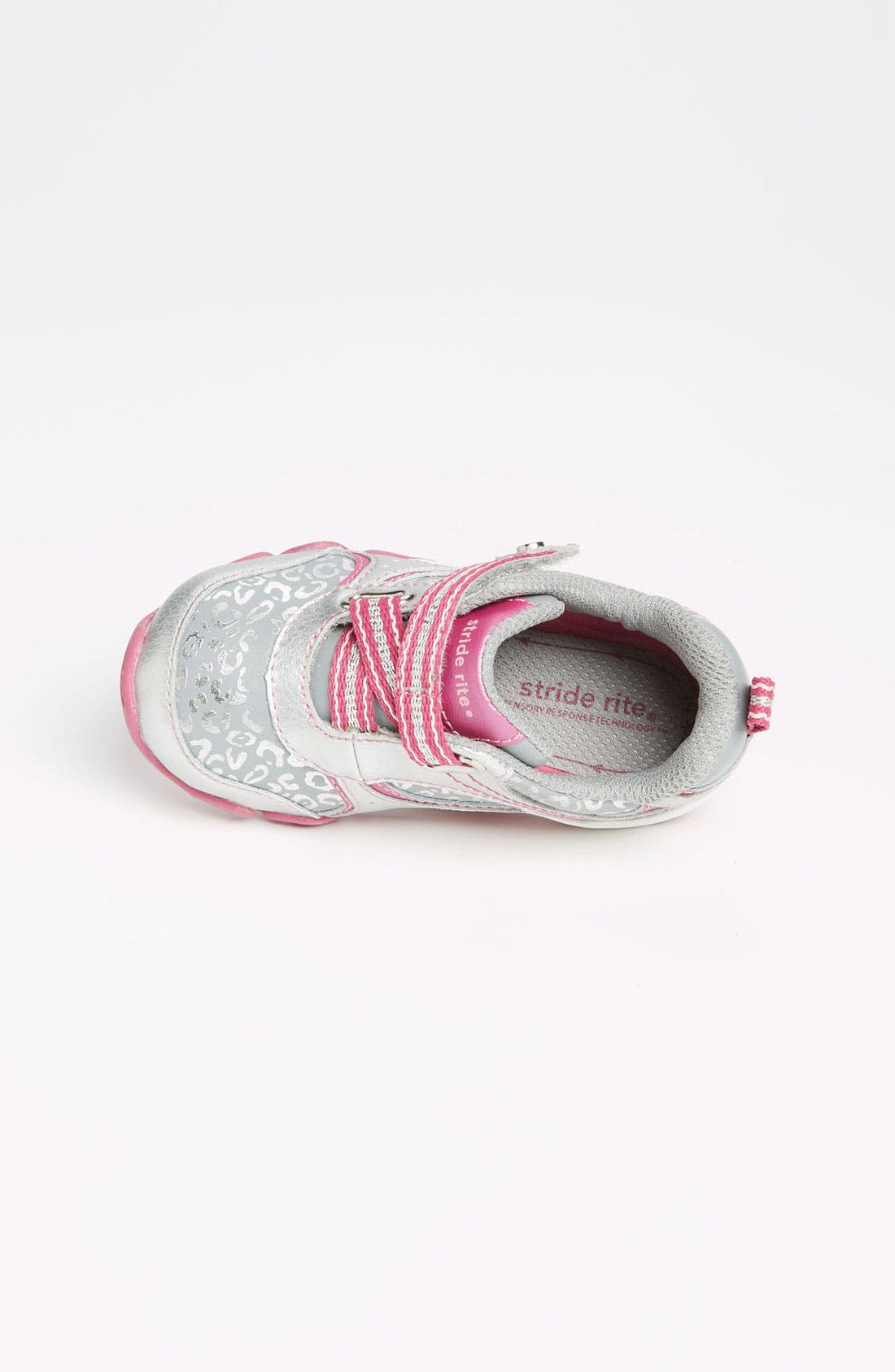 Alternate Image 3  - Stride Rite 'Misty' Sneaker (Baby, Walker & Toddler)
