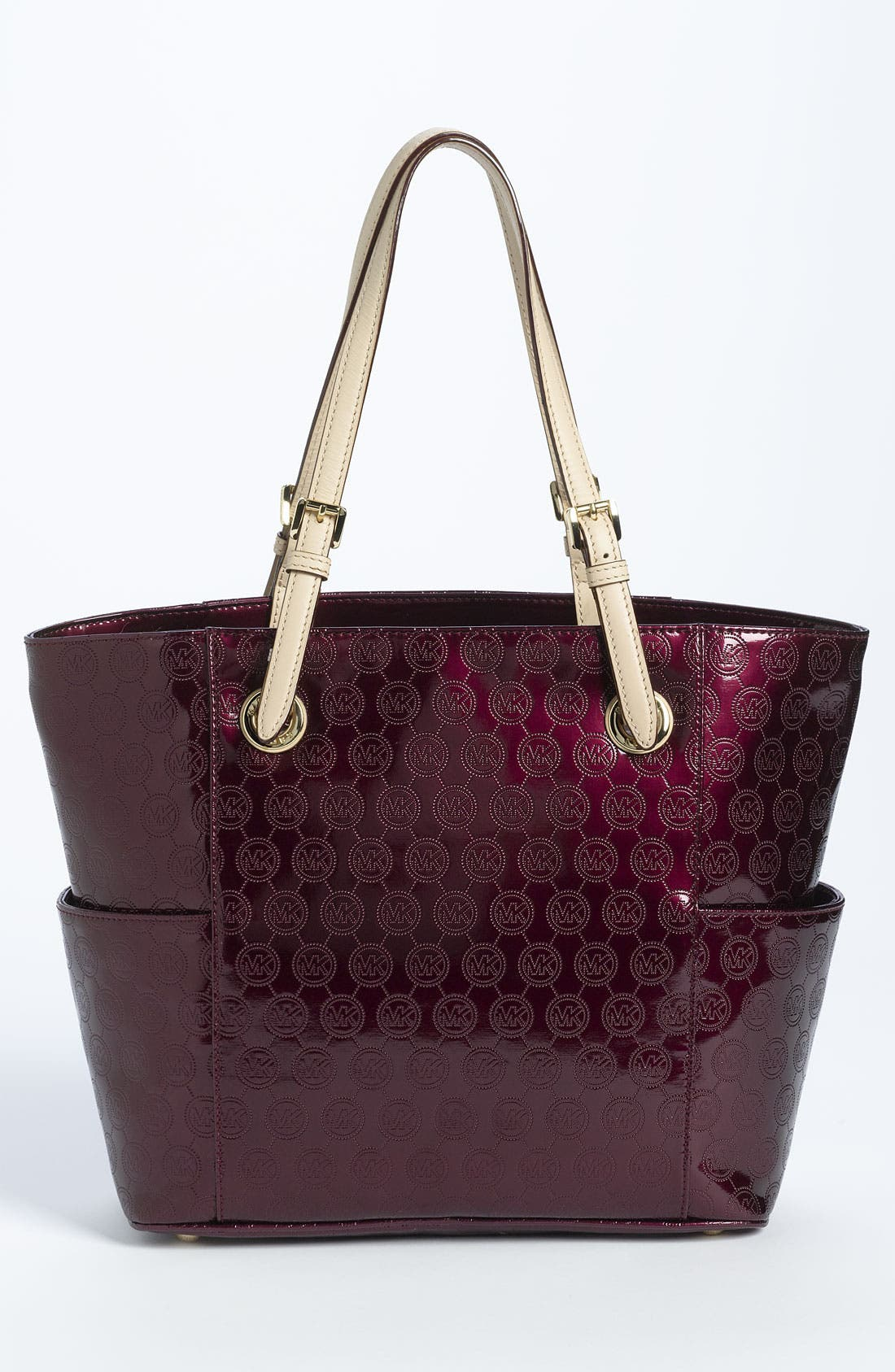 Alternate Image 2  - MICHAEL Michael Kors 'Monopatent Signature – Medium' Tote