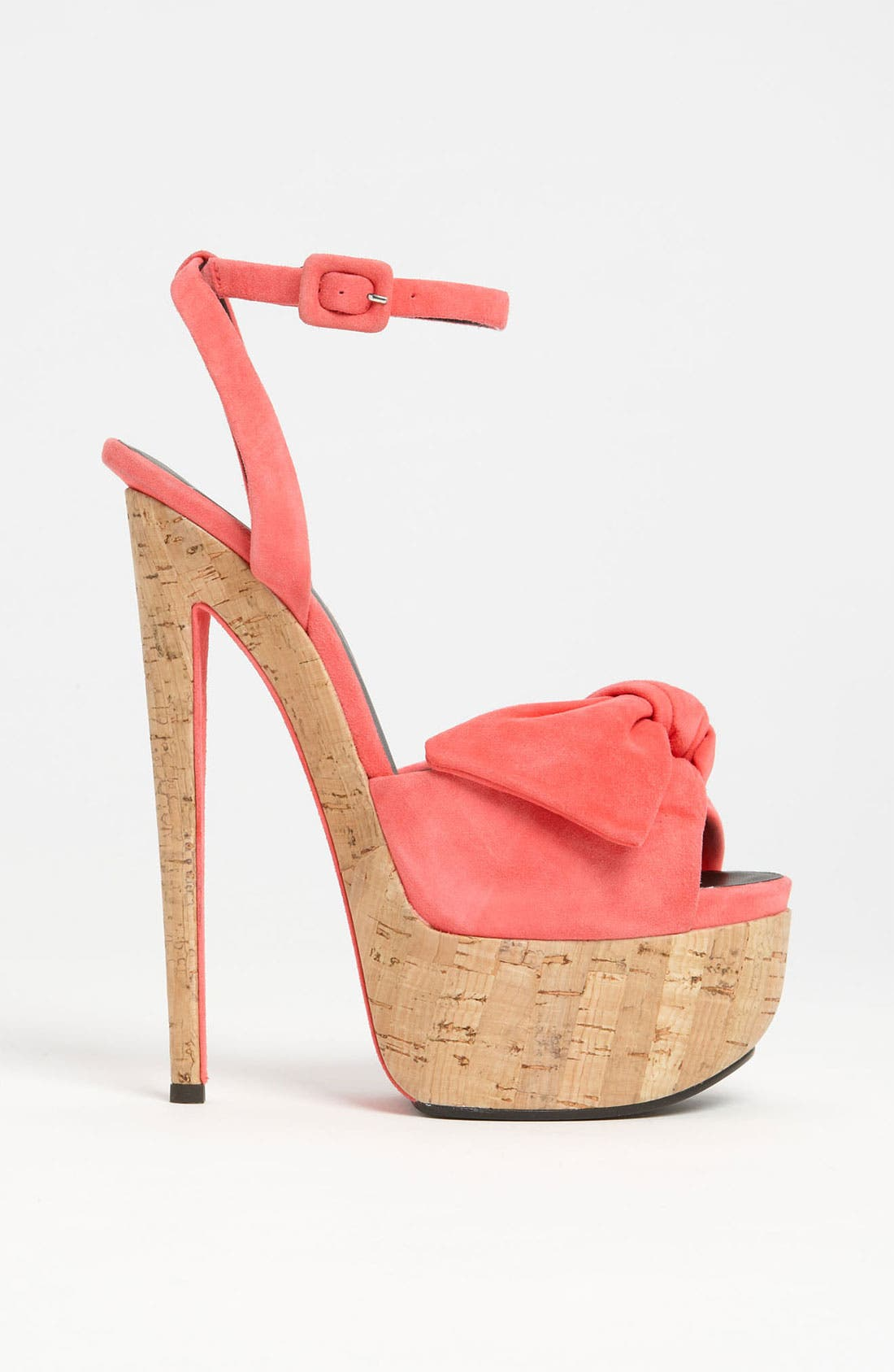 Alternate Image 4  - Giuseppe Zanotti Cork Sandal
