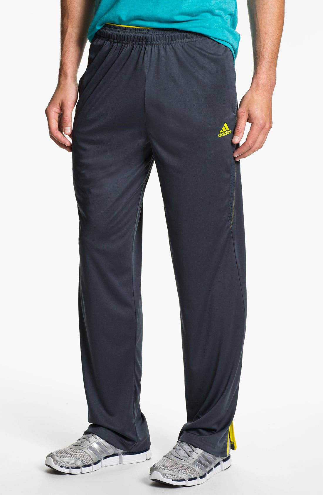 Alternate Image 1 Selected - adidas 'Climaspeed' Tapered Pants