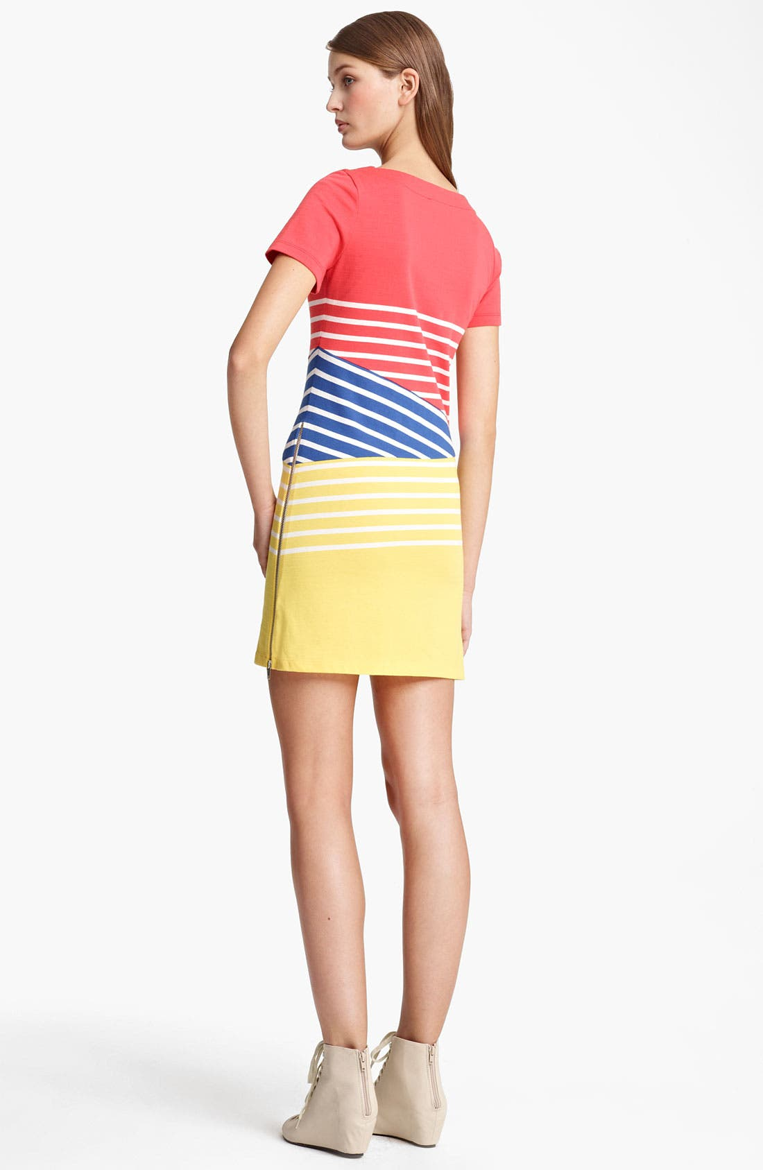 Alternate Image 2  - Band of Outsiders 'Breton' Stripe Dress