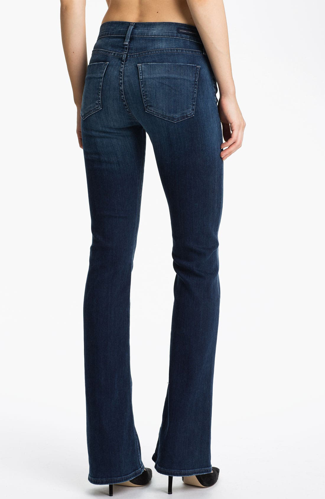 Alternate Image 2  - Citizens of Humanity 'Emmanuelle' Slim Bootcut Jeans (Secret)